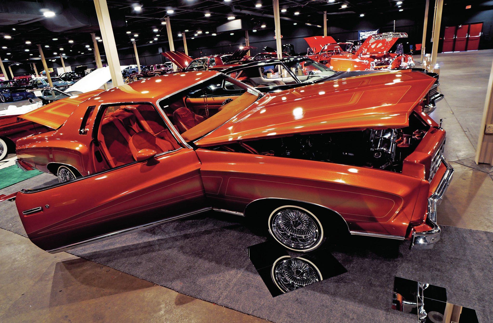 Dallas Car Show >> Jb Kustoms Lowrider Show Dallas