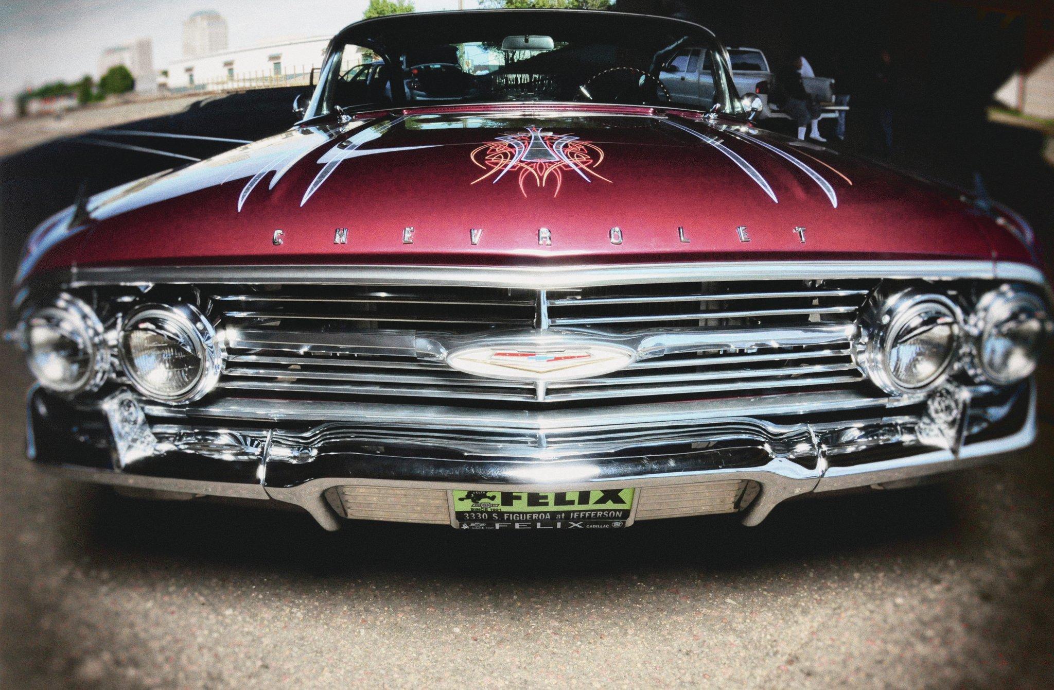 1960 chevrolet impala hardtop talk is cheap lowrider