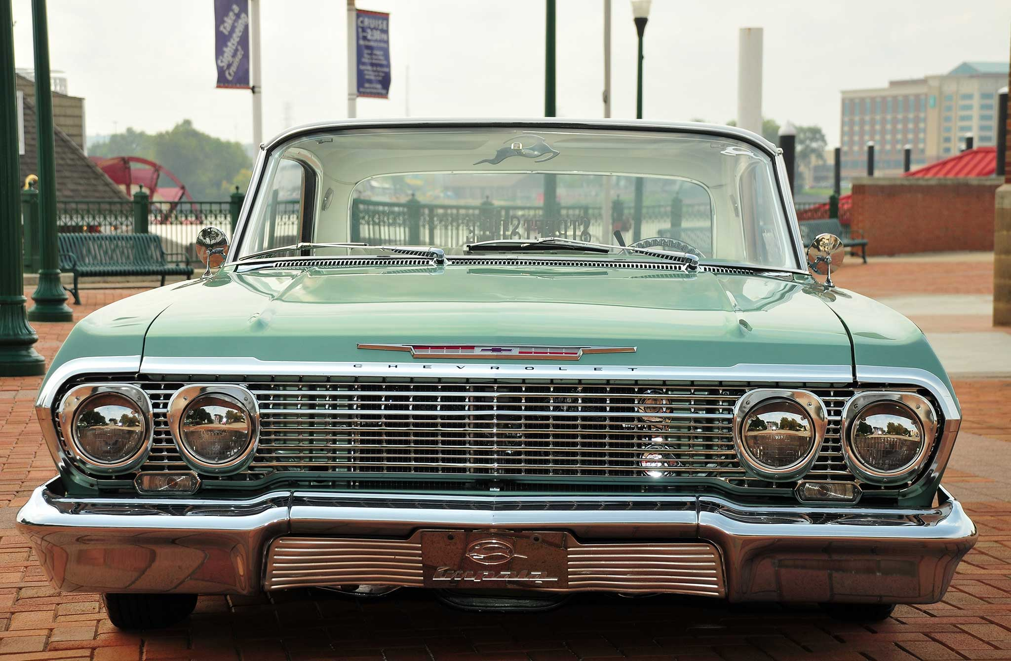 Green Chevy Peoria Il >> 1963 Chevrolet Impala - Deal 'em Up