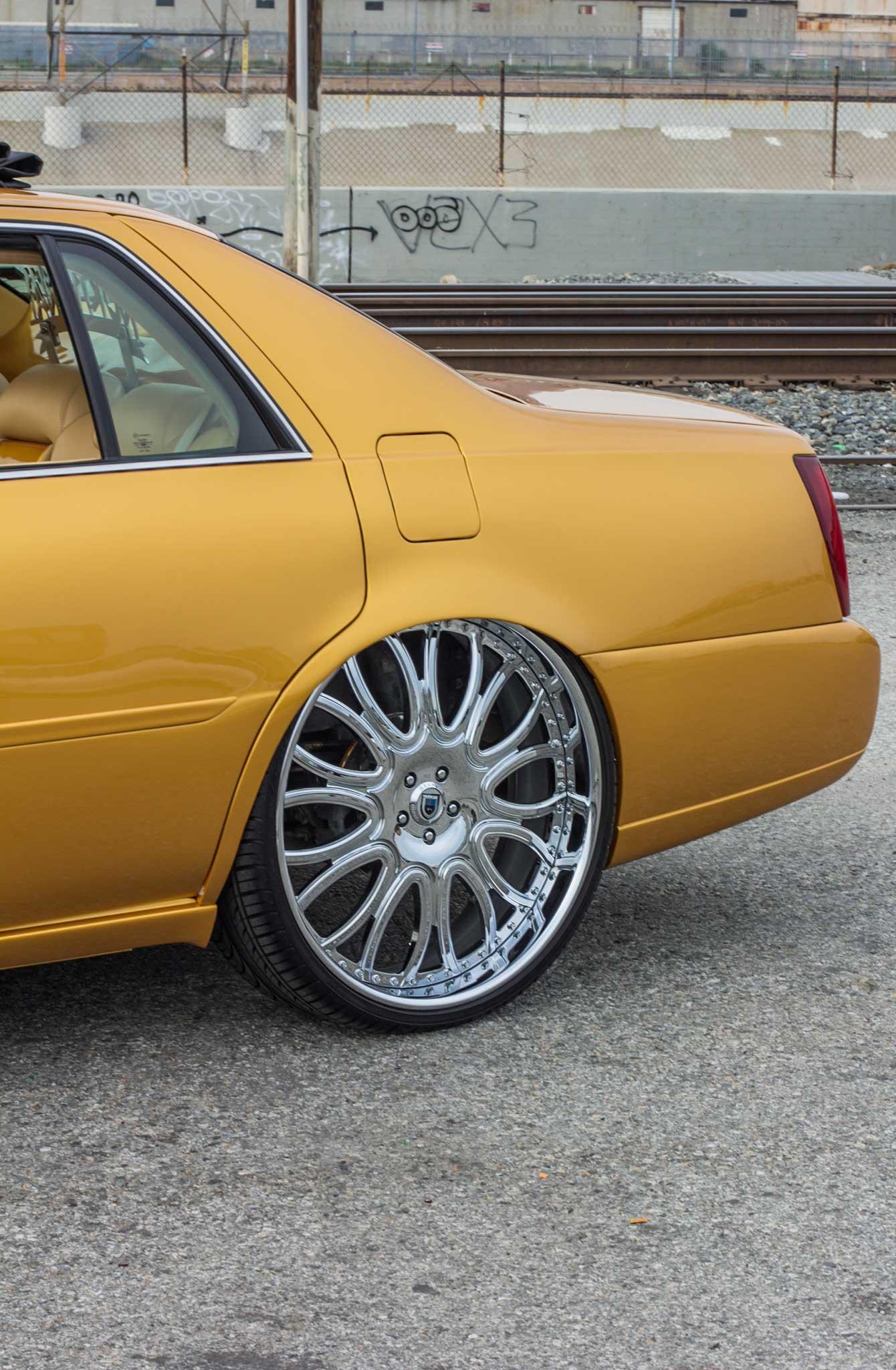 Cadillac Deville Asanti Inch Wheel
