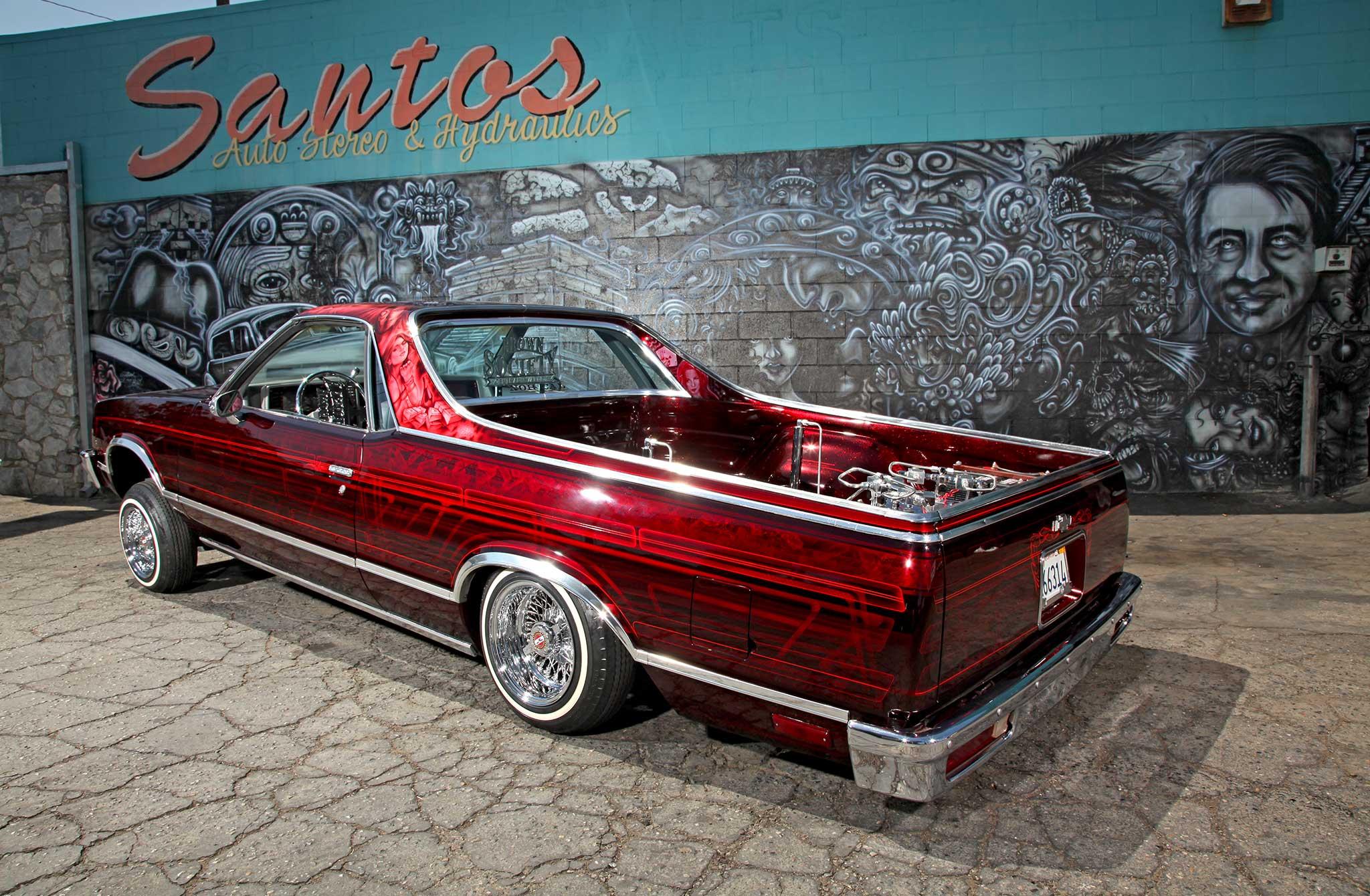 1985 Chevrolet El Camino - The Elco-Holic - Lowrider