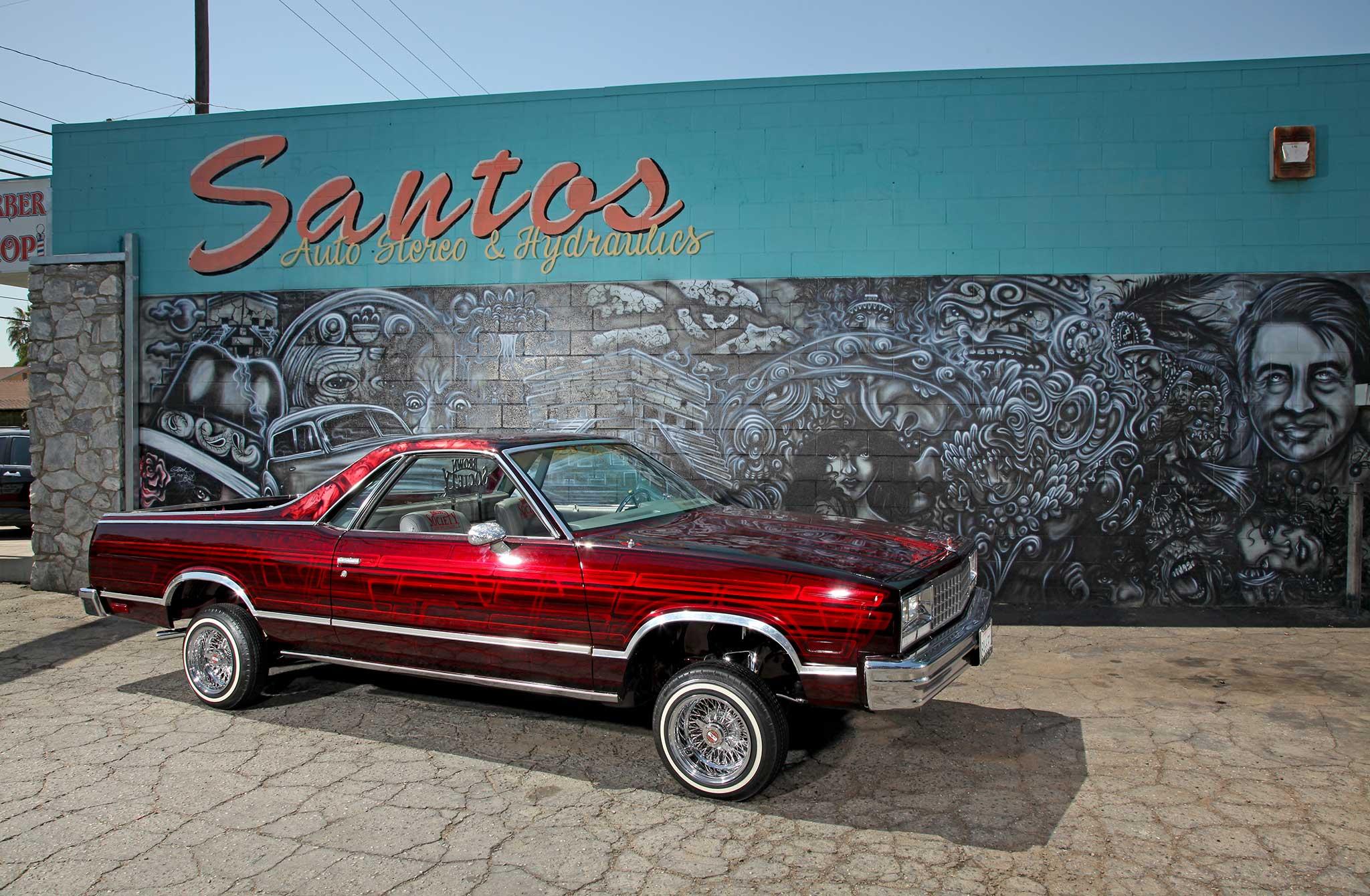 Lowrider Rims And Tires >> 1985 Chevrolet El Camino - The Elco-Holic - Lowrider