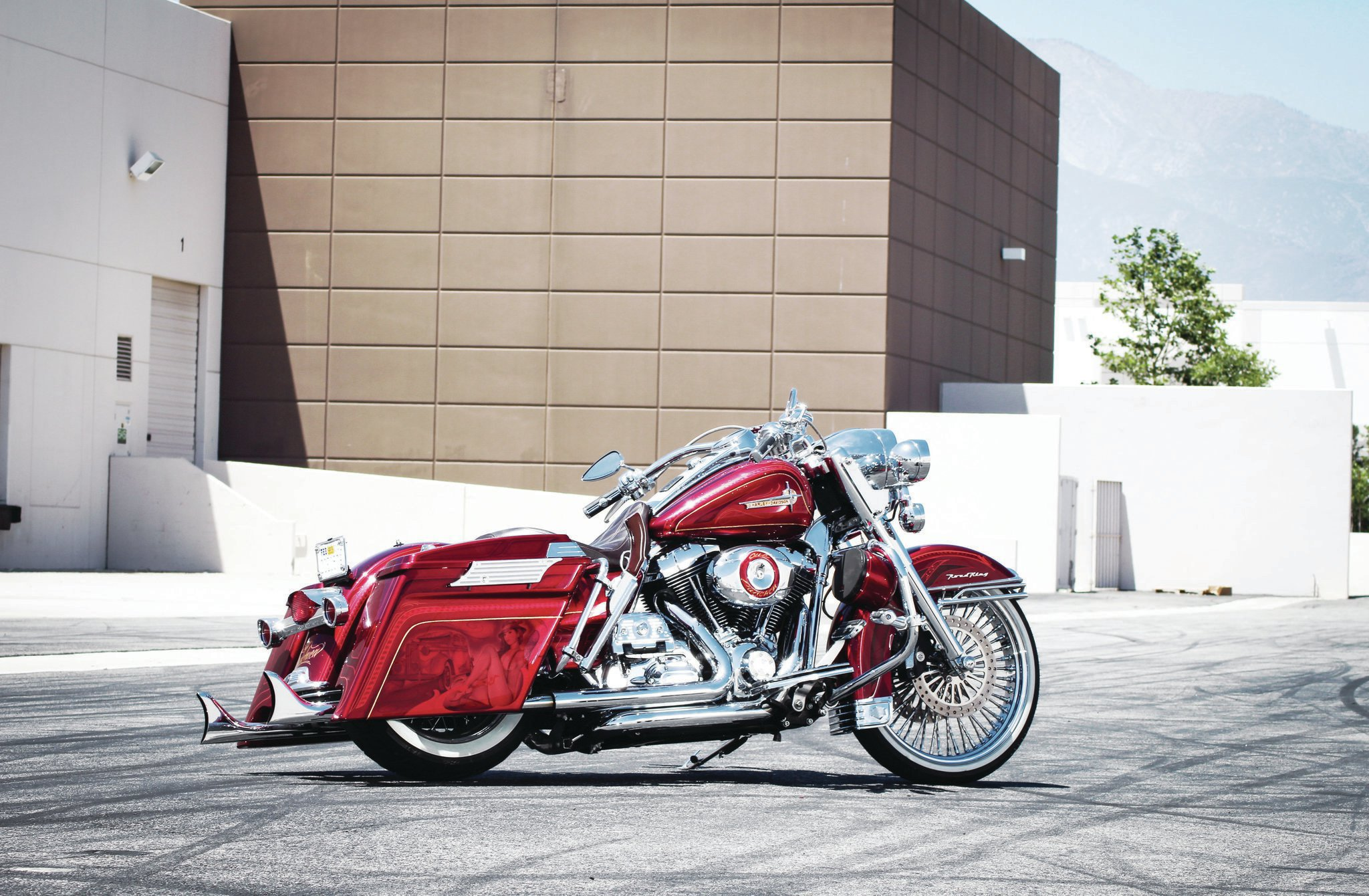 2010 harley davidson road king la pachuca lowrider. Black Bedroom Furniture Sets. Home Design Ideas