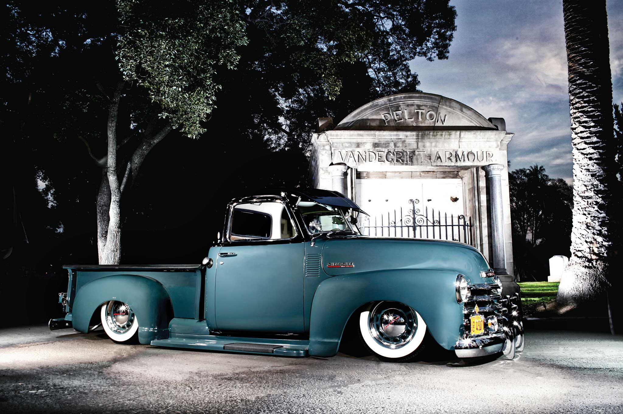 1949 Chevrolet Pickup - Laid to Rest - Lowrider