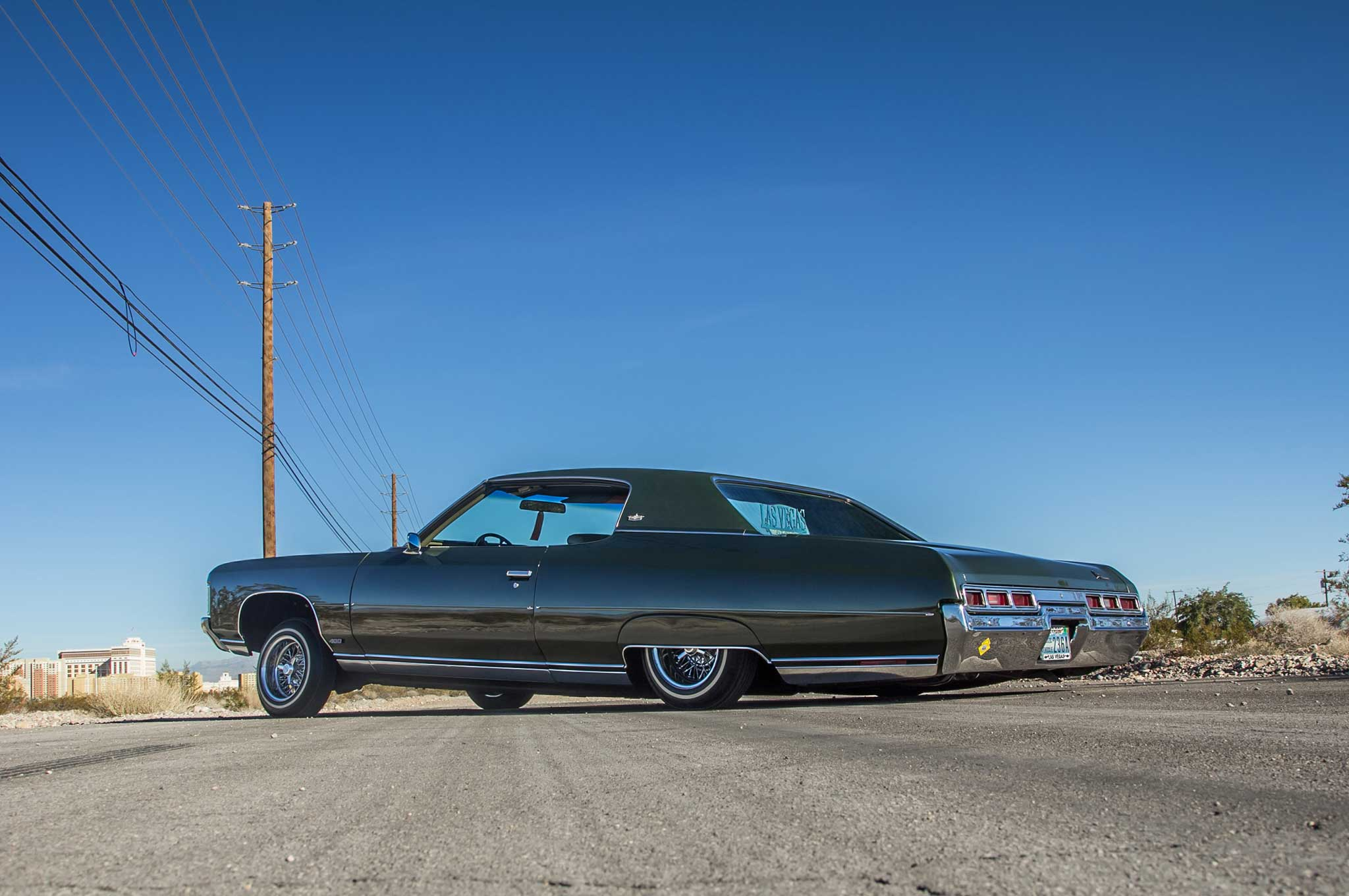 1971 Chevrolet Caprice - Frozen in Time - Lowrider