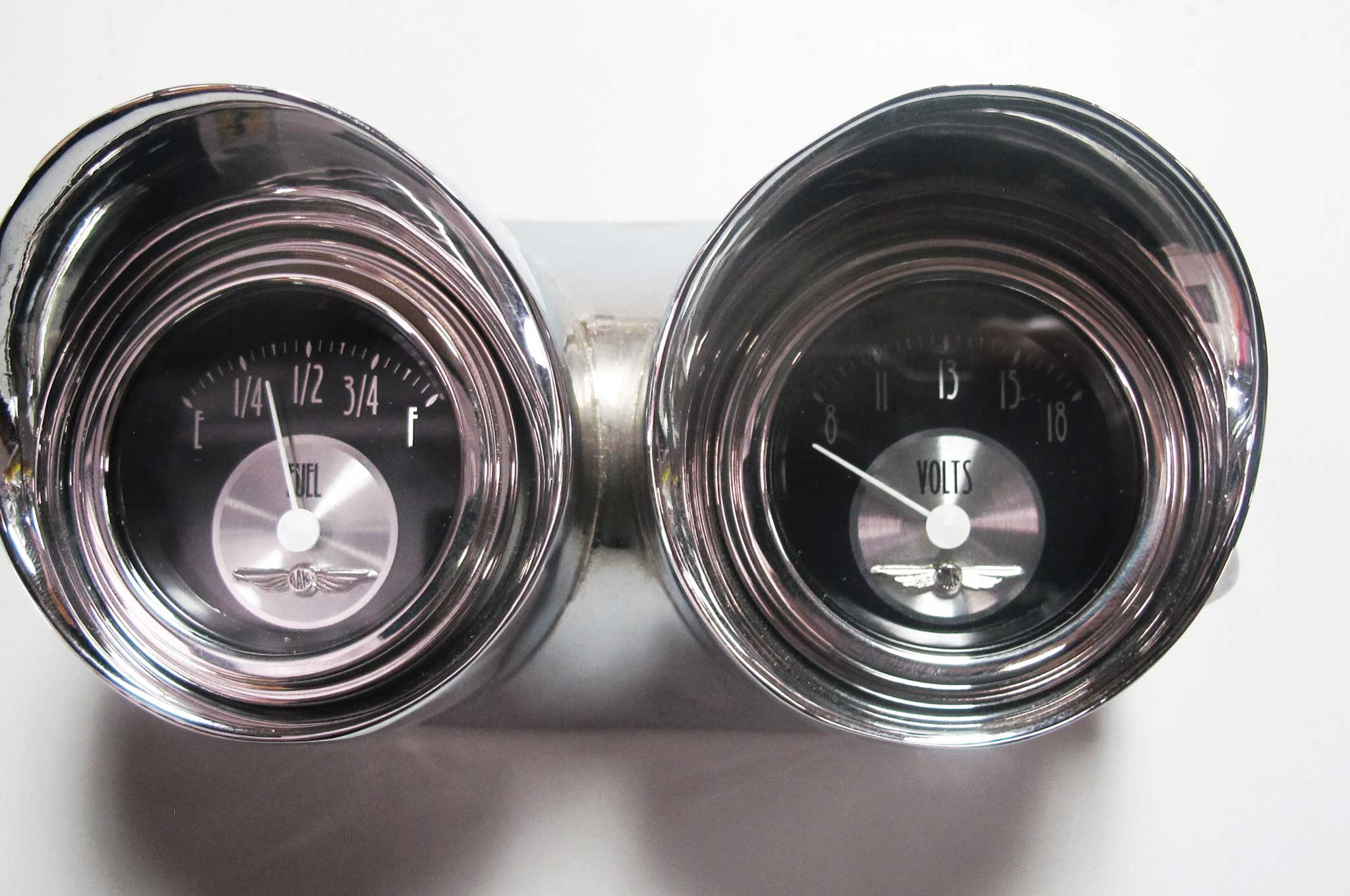 classic-industries-direct-fit-gauges-install-temperature-and-voltage-gauges