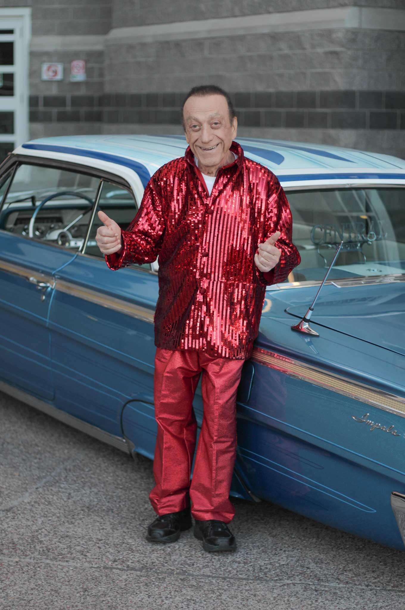 Chevrolet San Diego >> Art Laboe - Lowrider Original - Lowrider