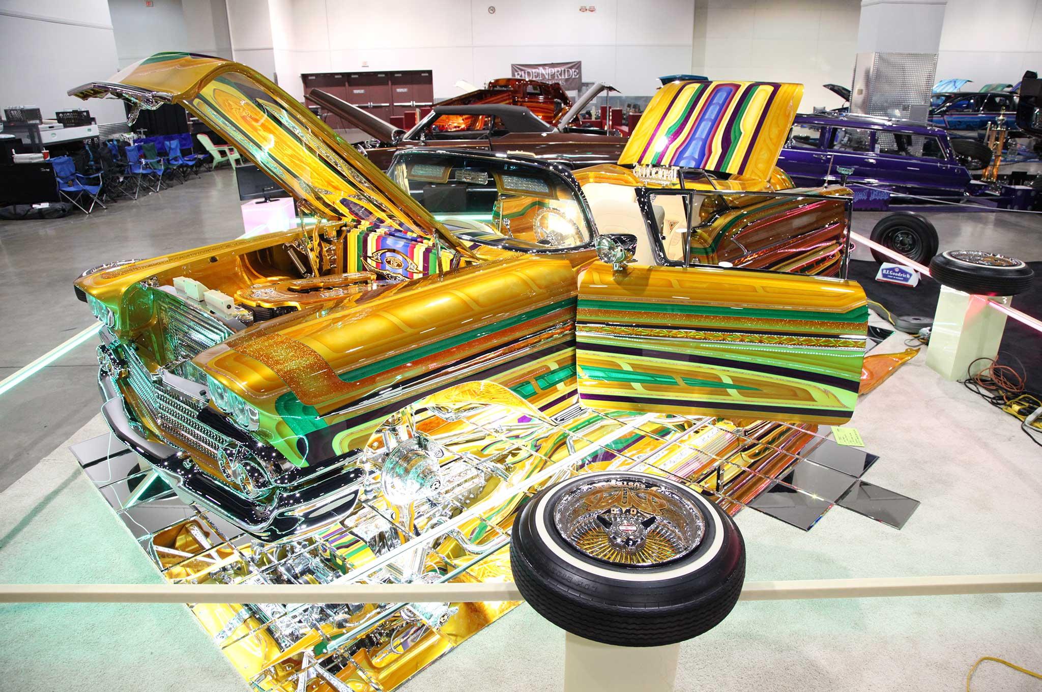 Las Vegas Super Show Winners Lowrider - Lowrider car show las vegas