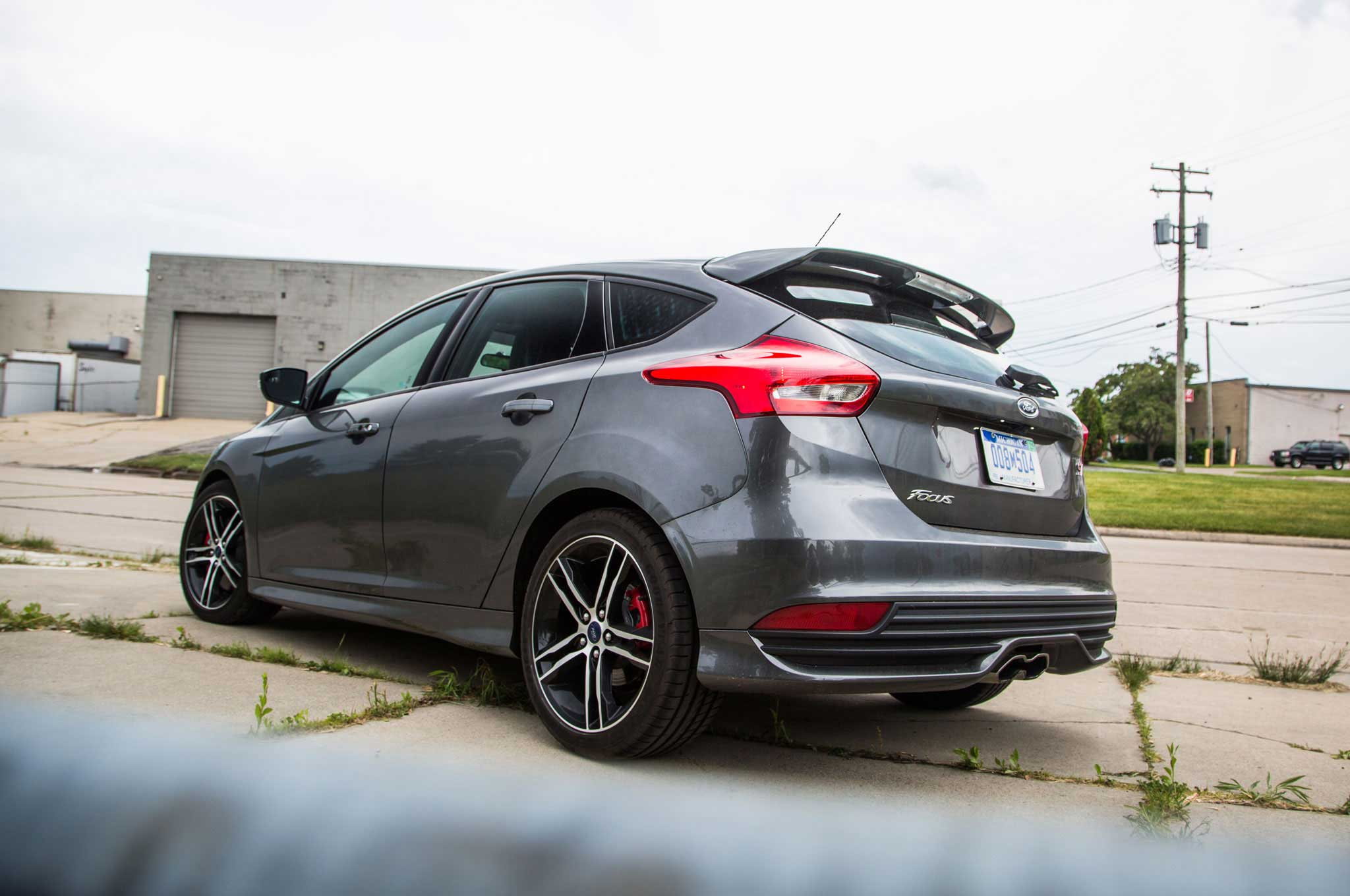 2015 Ford Focus St Review Lowrider