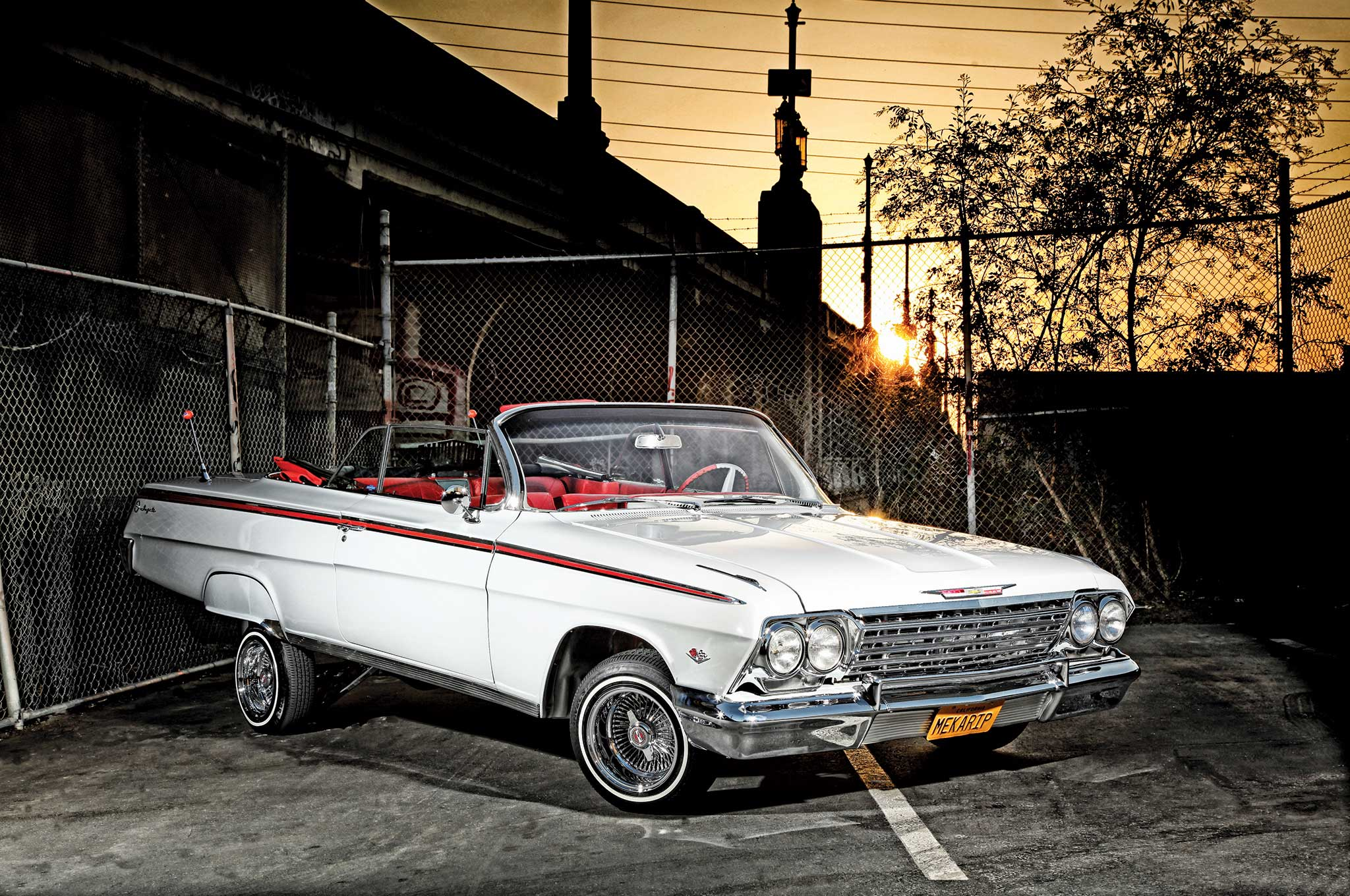 1962 Chevrolet Impala Convertible Never Quit Lowrider
