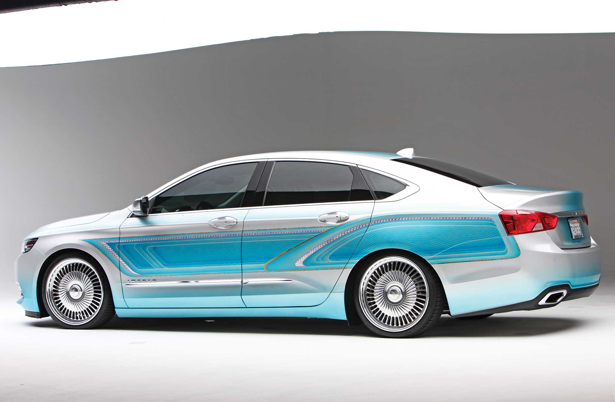 001 2014 chevrolet impala custom graphics