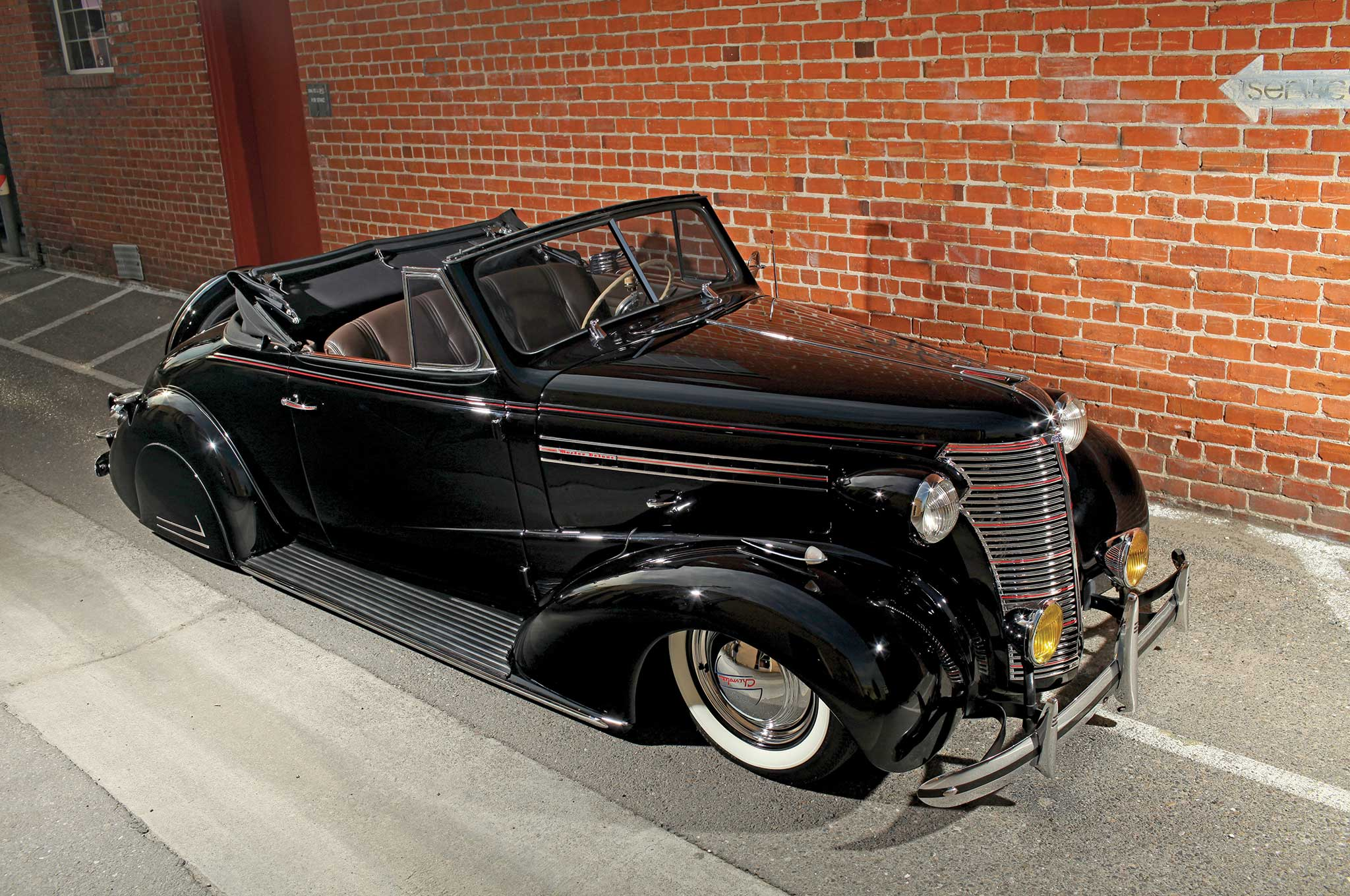 1938 Chevrolet Cabriolet - Piece Offering - Lowrider