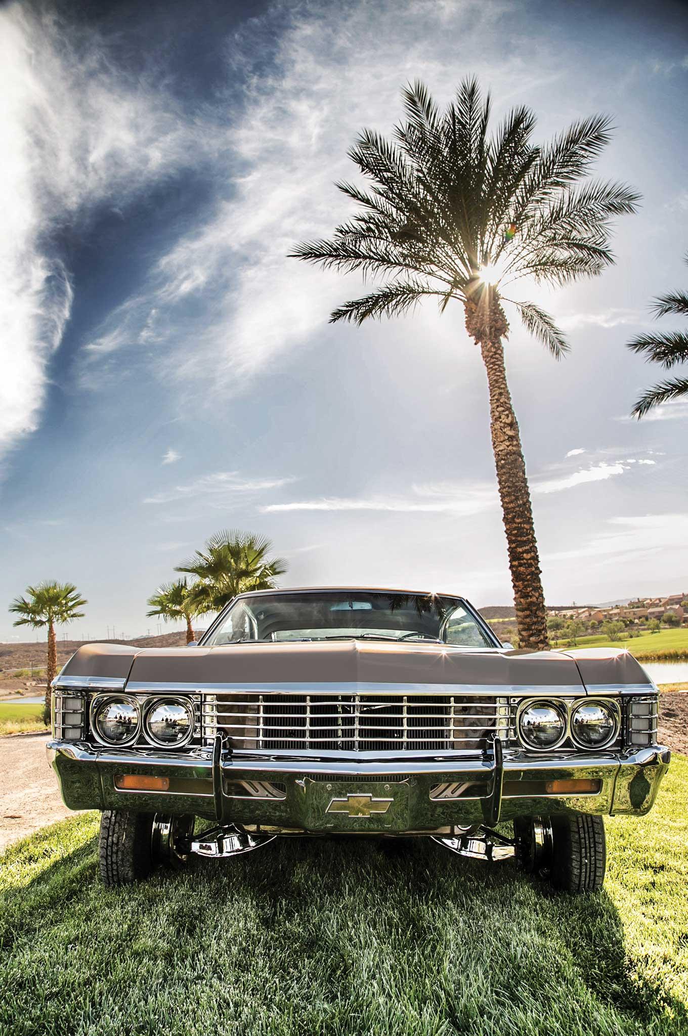 1967 Chevrolet Impala - Cesar\'s Palace - Lowrider