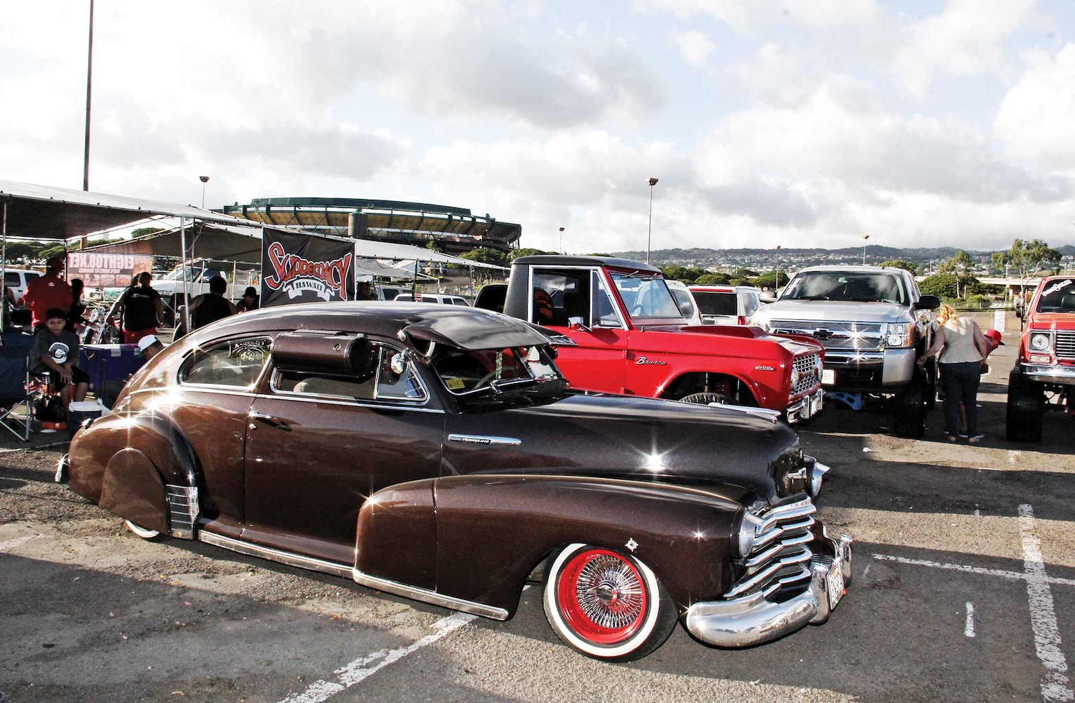 002 arts in motion ii chevy fleetline