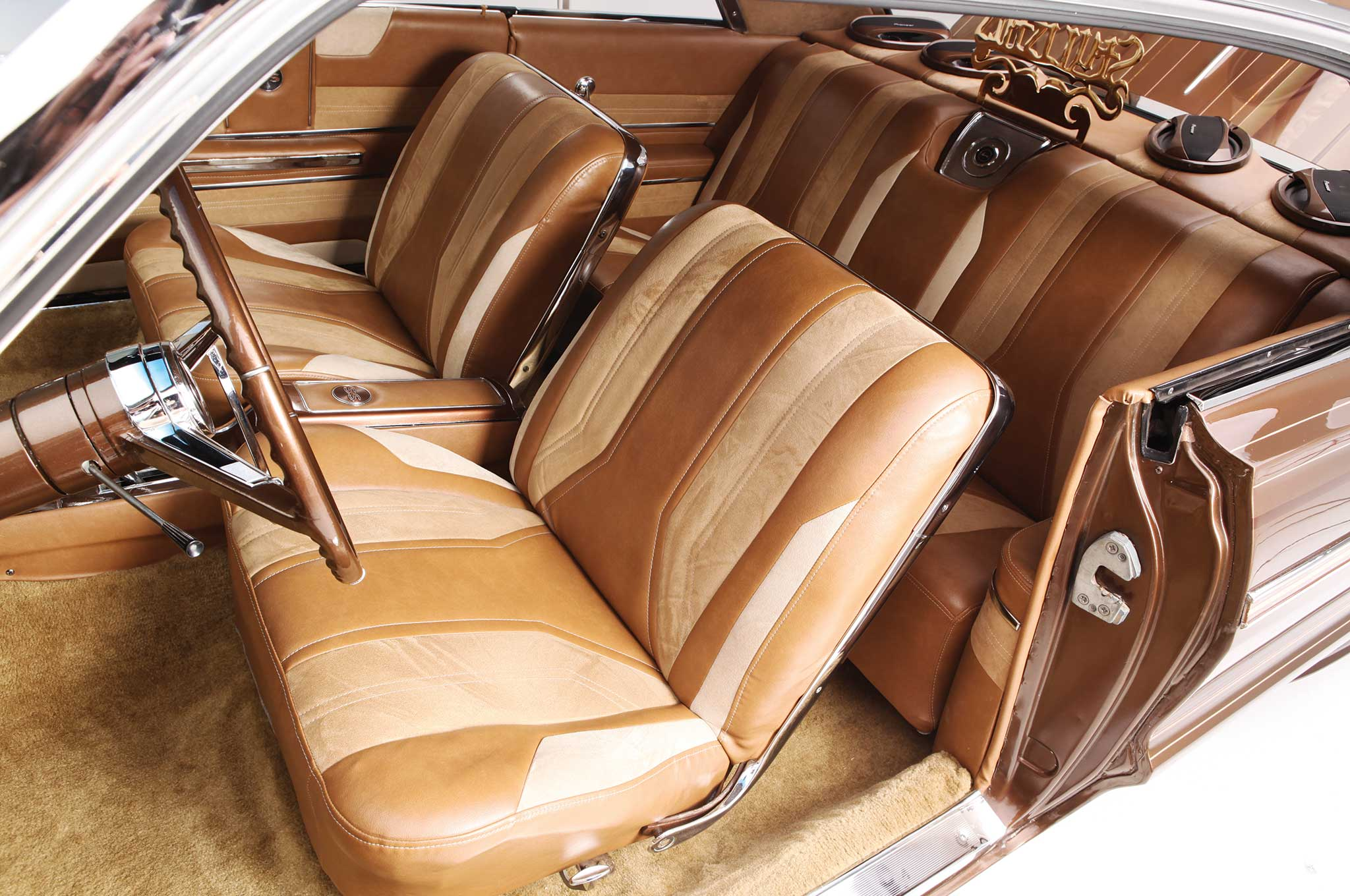 1964 Chevrolet Impala Brown Eyed Girl Lowrider Chevy Truck Paint Colors 5 31