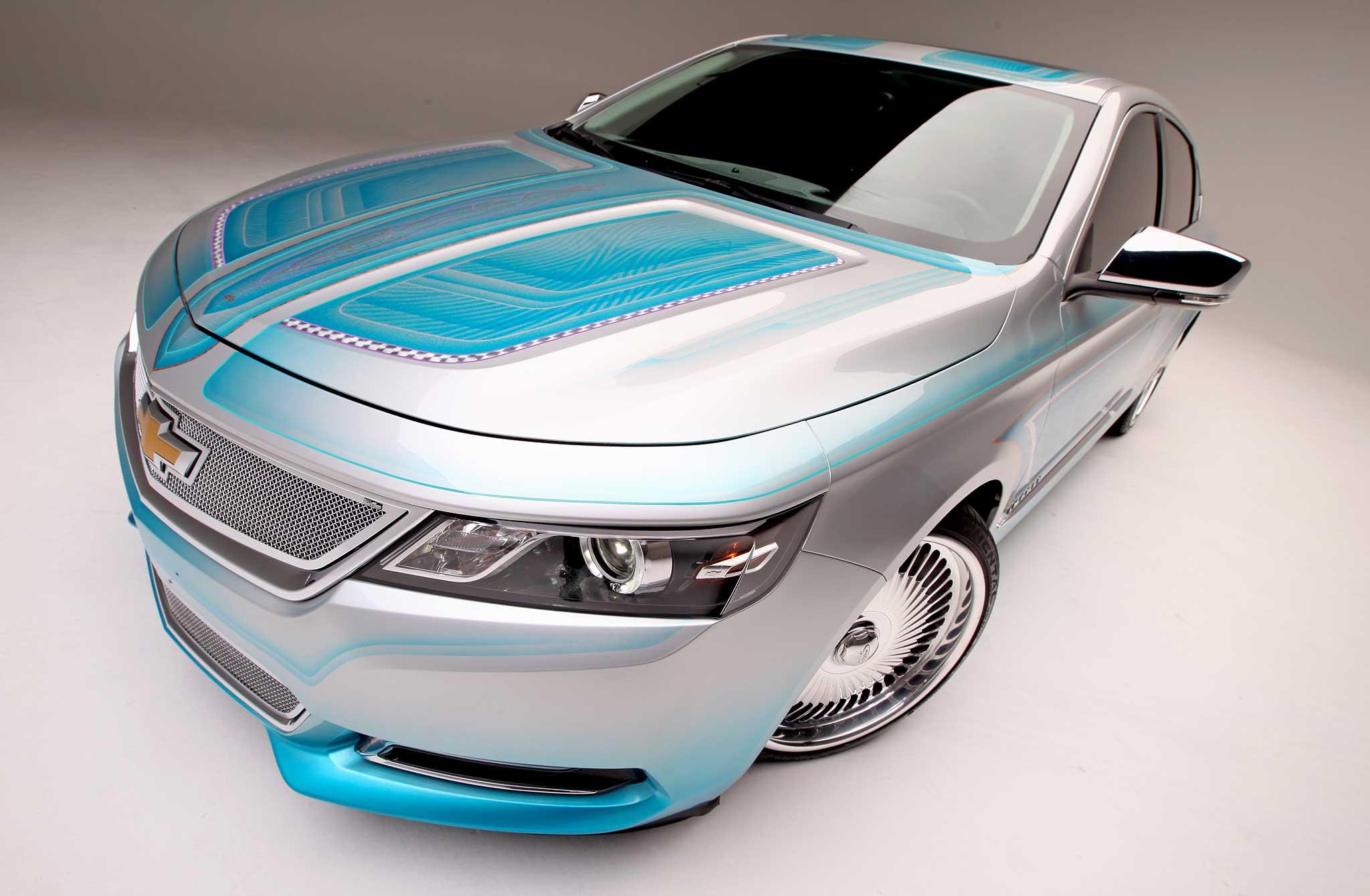 003 2014 chevrolet impala headlight