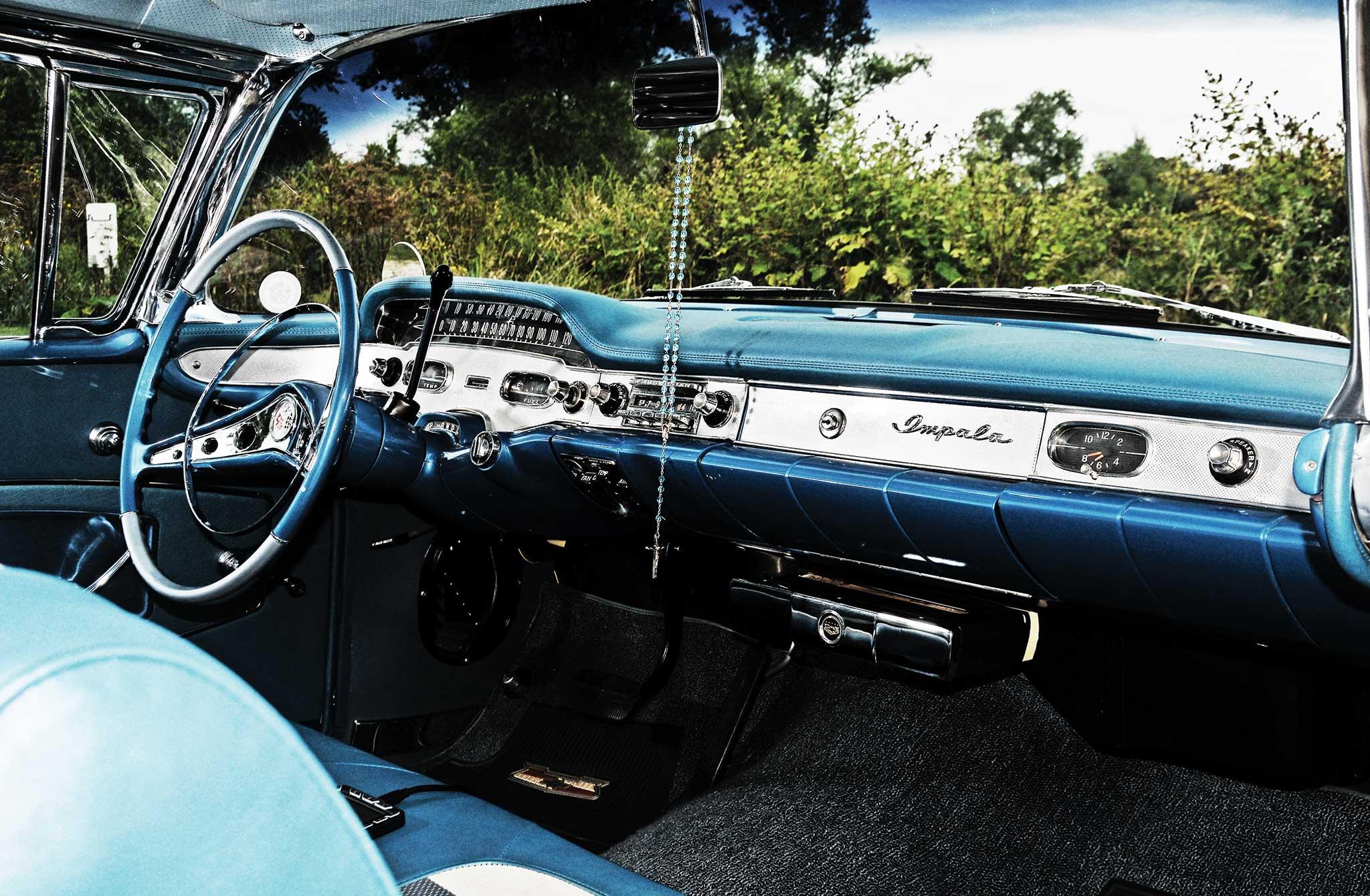 1958 Chevrolet Impala Highway To Heaven Lowrider
