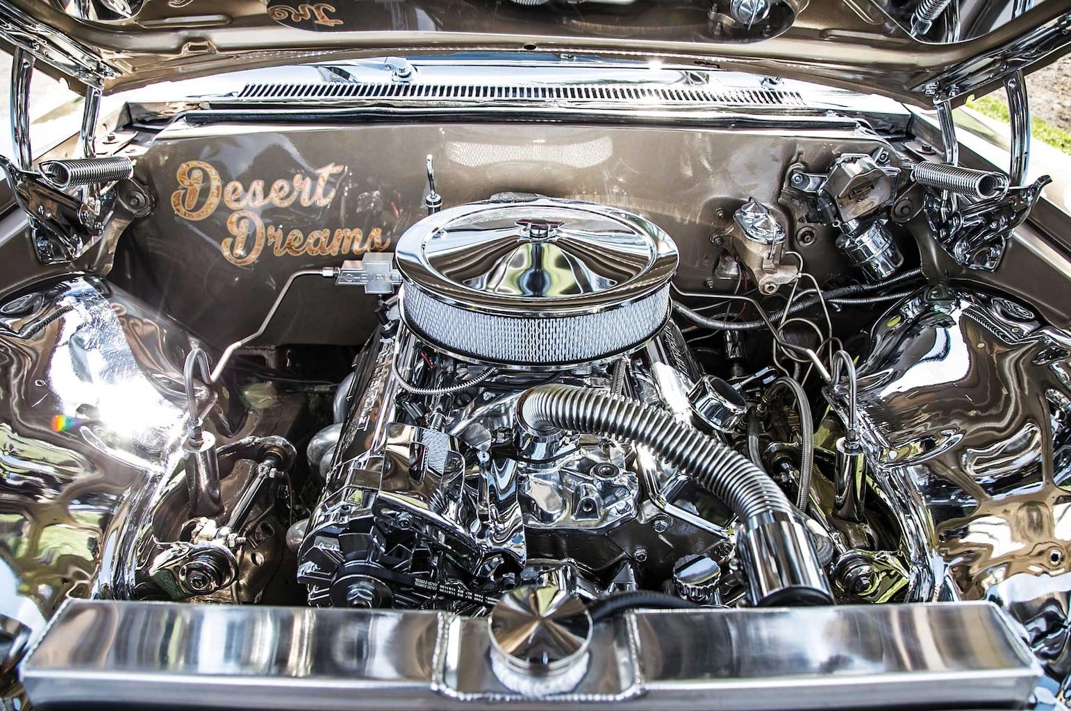 007 1967 chevrolet impala chevy 350