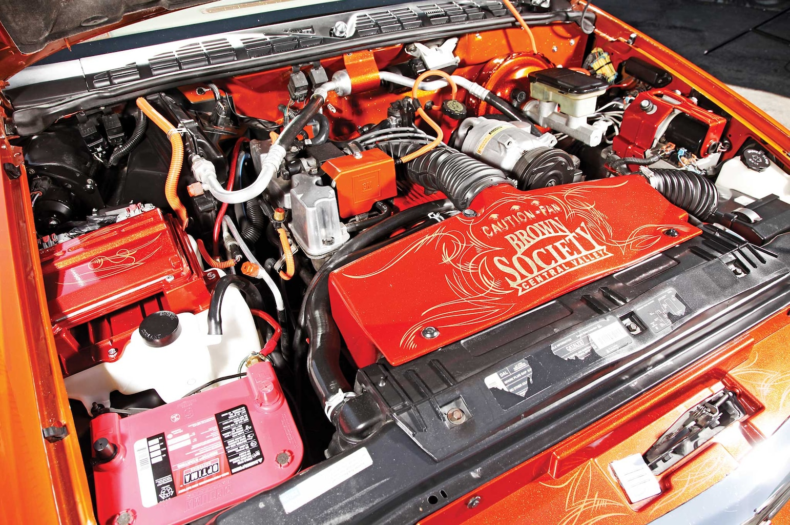 007 1996 chevy s10 four cyclinder engine