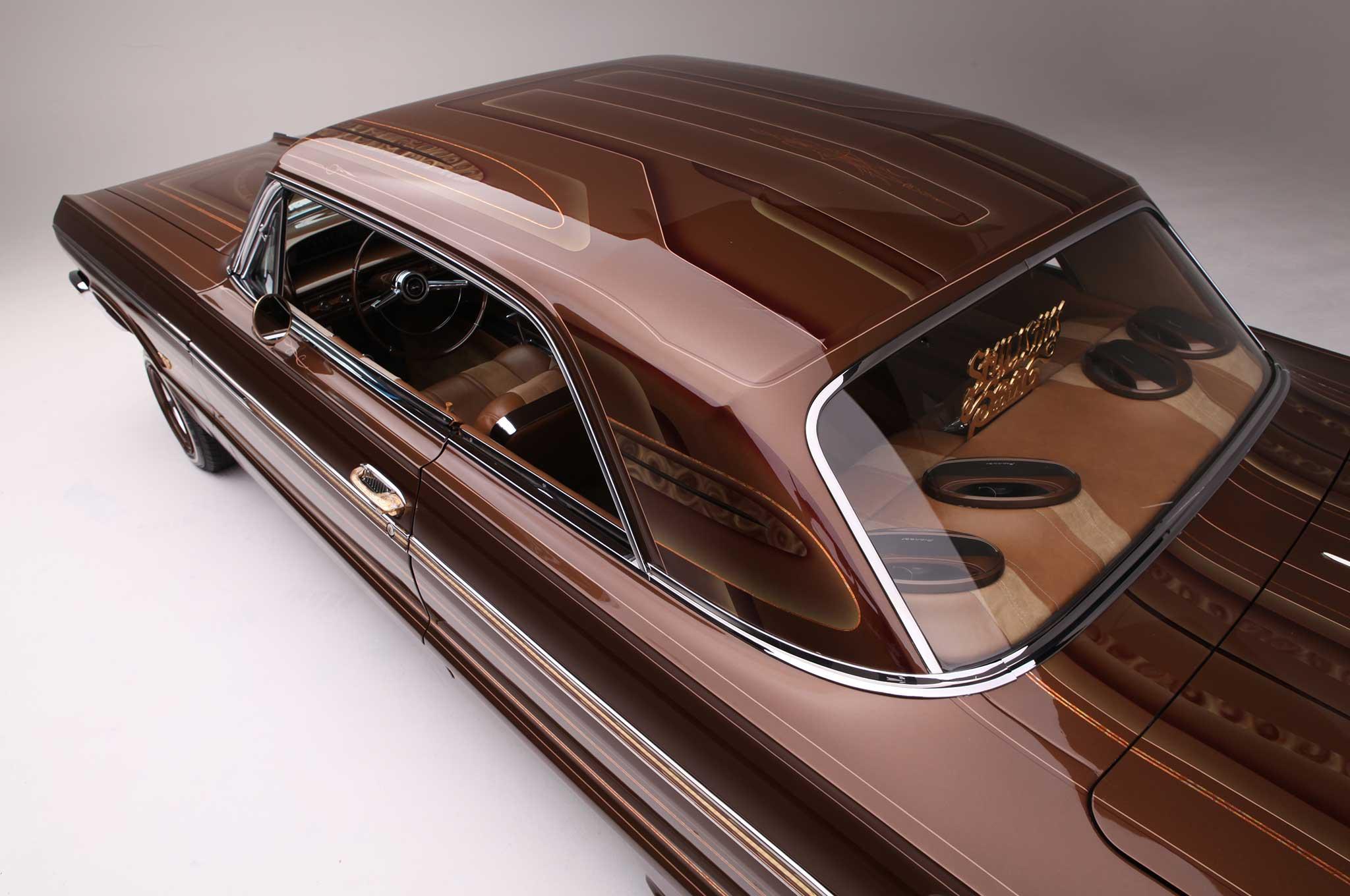 1964 chevrolet impala custom roof