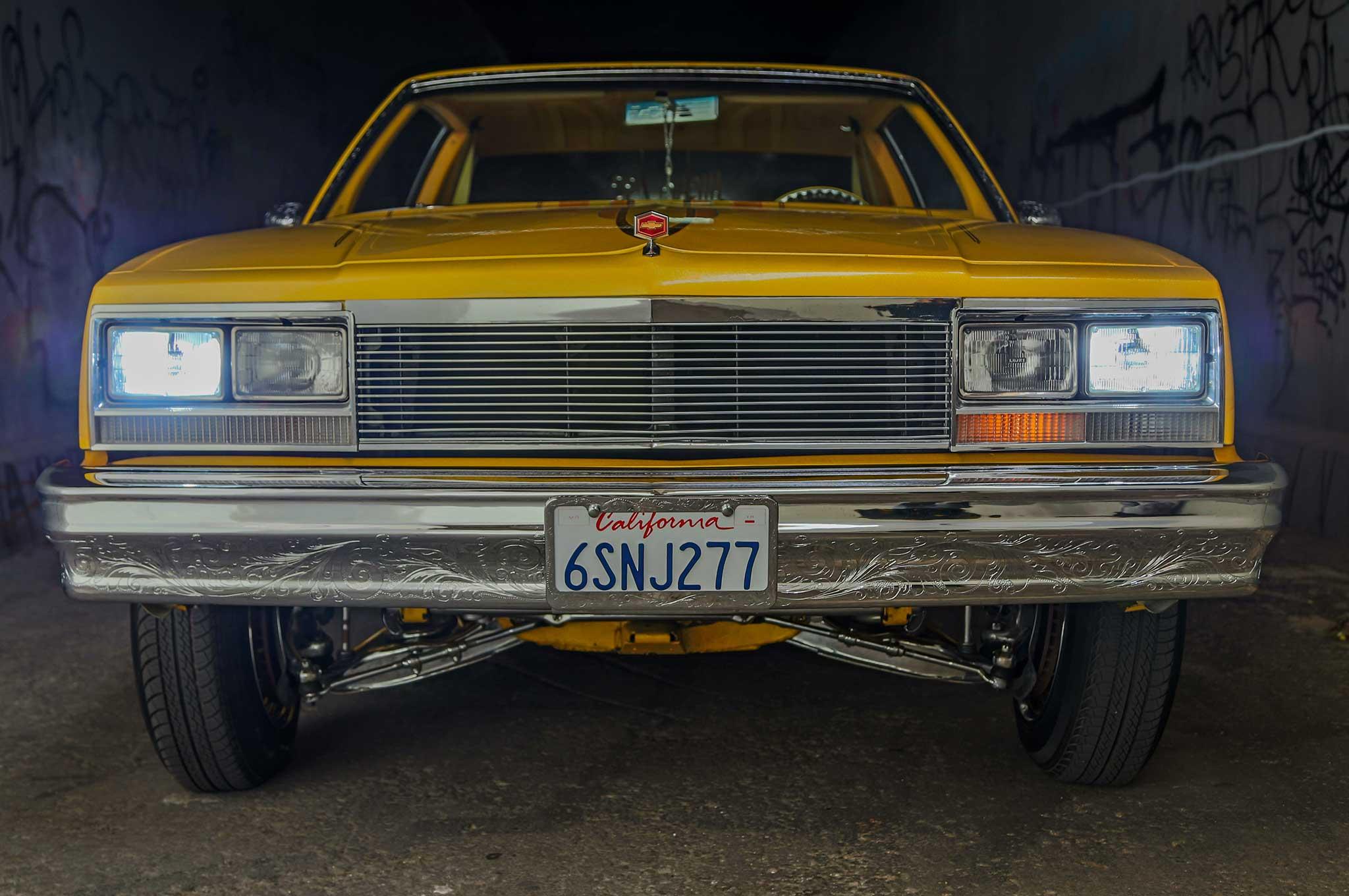 1979 Chevrolet Malibu - Ladies First - Lowrider