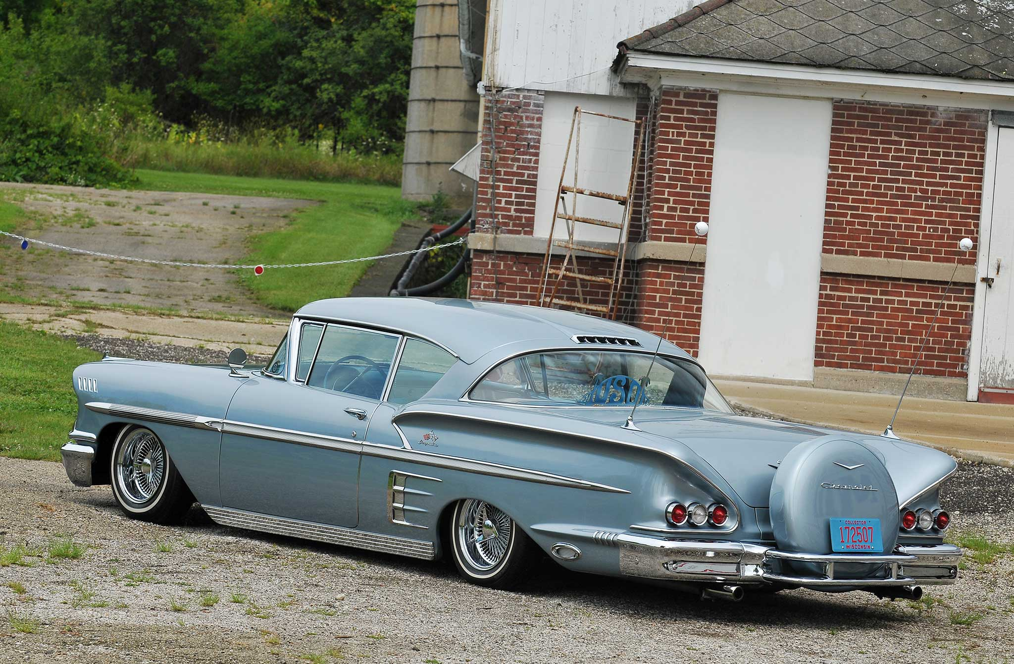 1958 Chevrolet Impala Highway To Heaven Lowrider