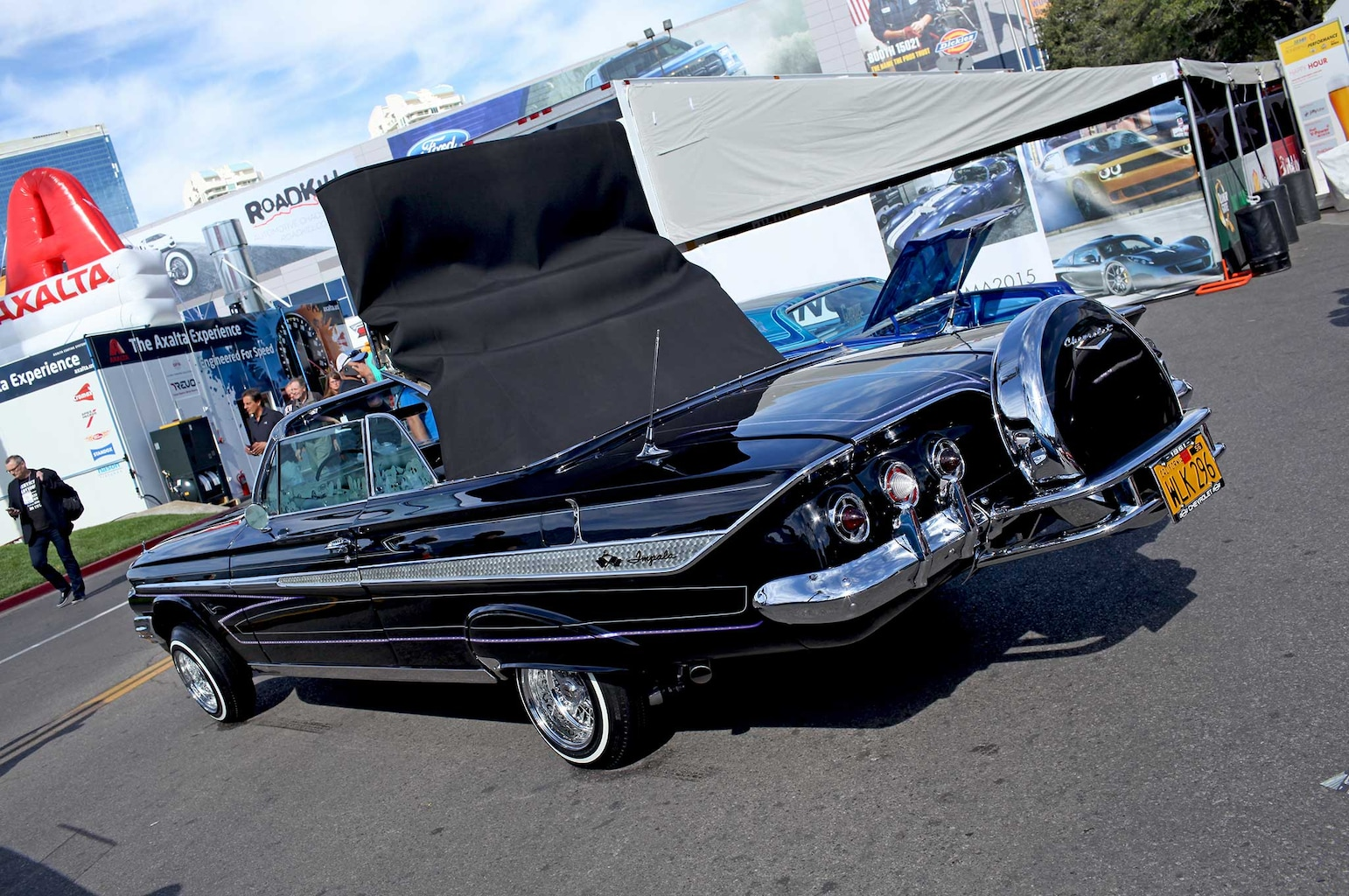 012 lowriders at sema 2015 lorenzo rodriguez 61 impala convertible