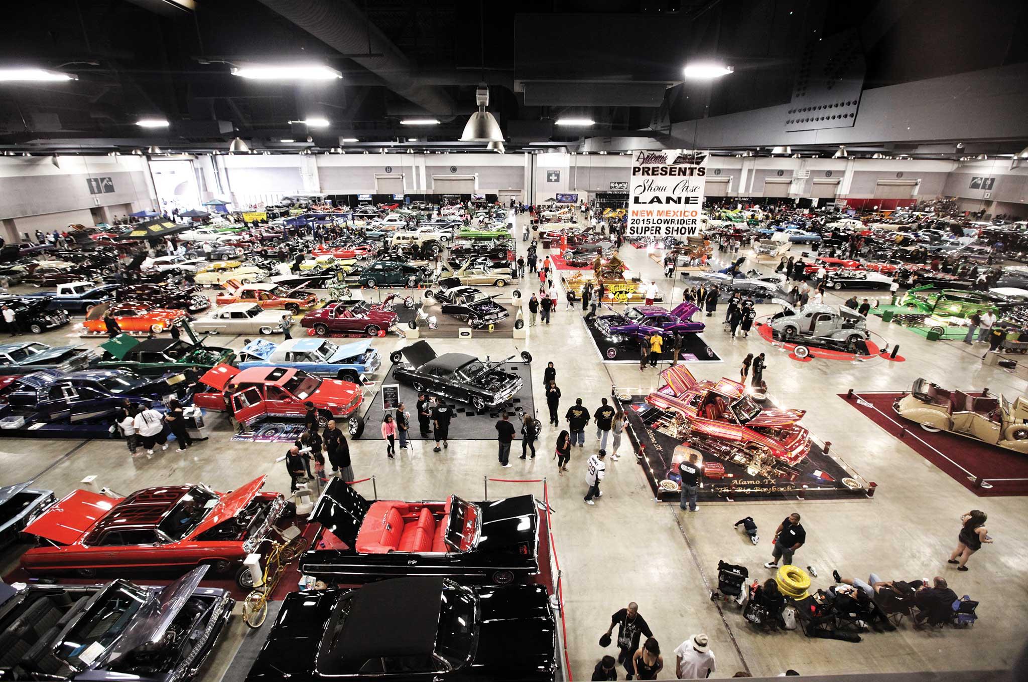 Albuquerque Car Show And Concert Albuquerque Convention - Auto car show convention center