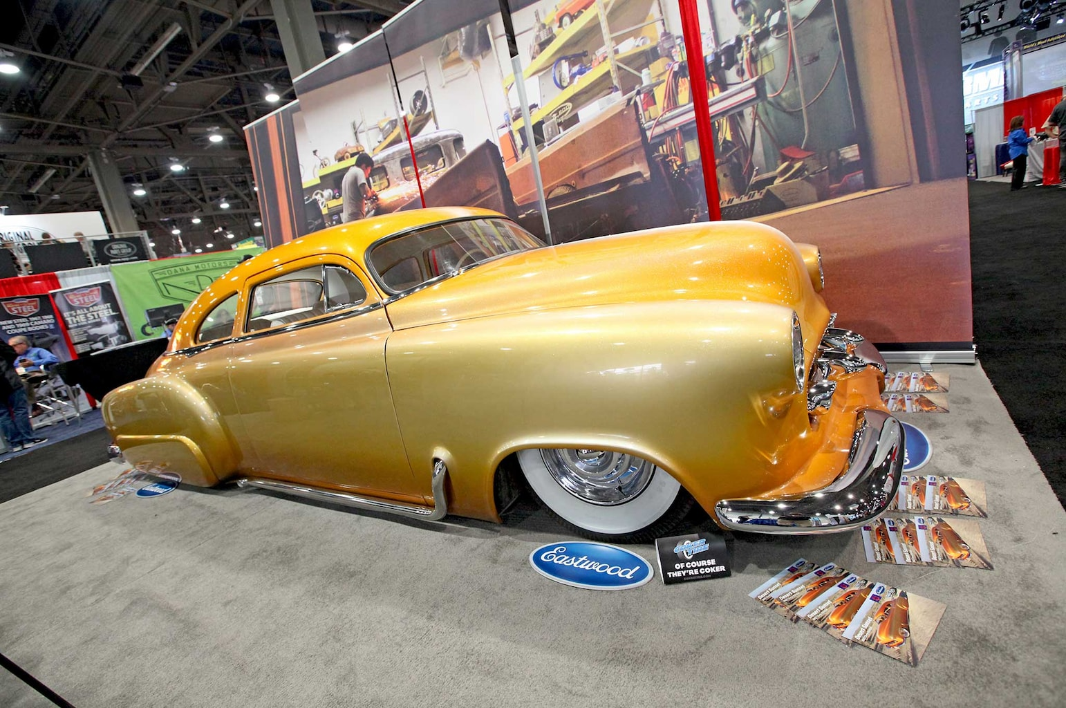 014 favorite 5 at sema 2015 gene winfield 1952 chevy kustom