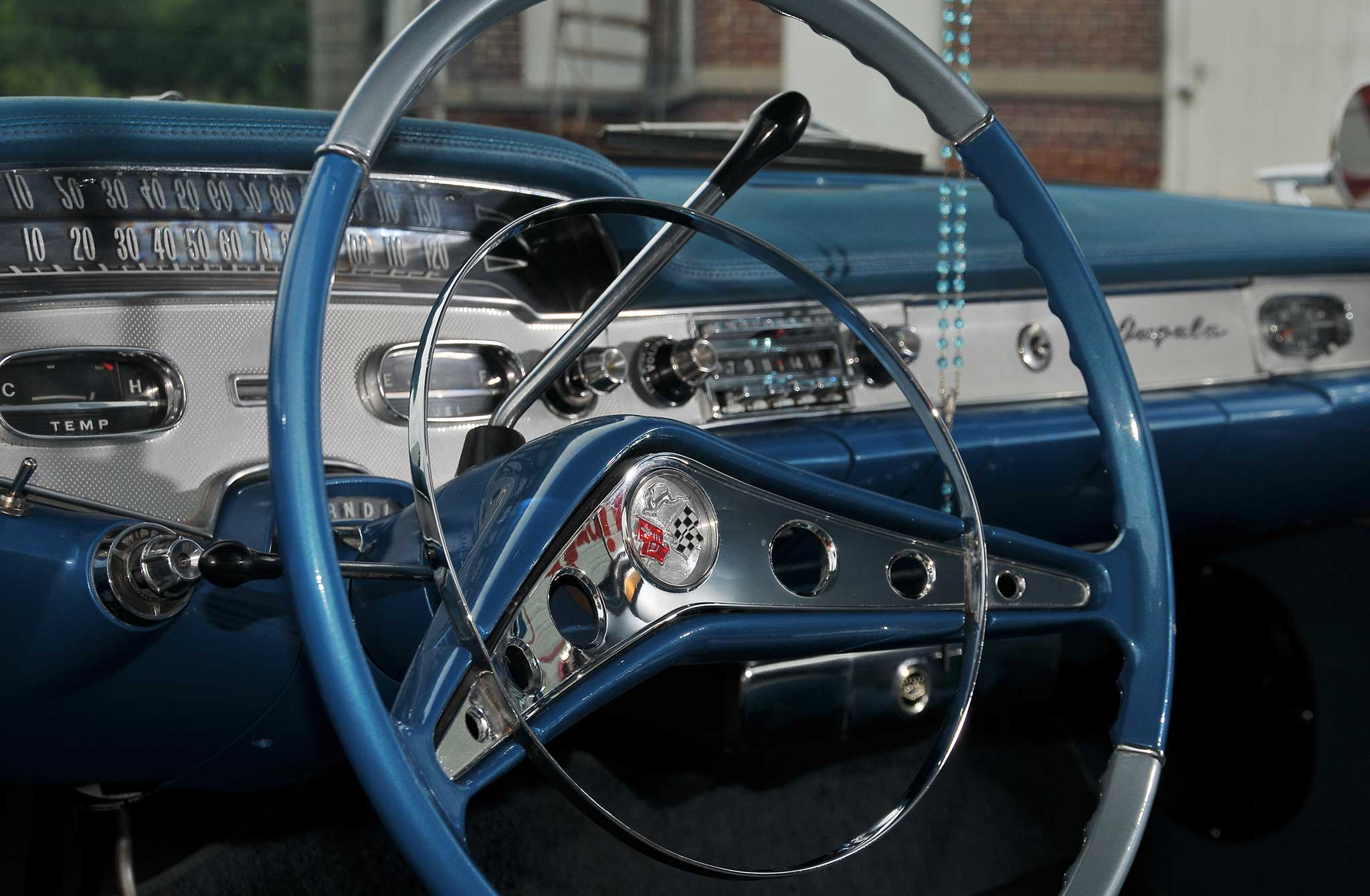 Chevrolet Impala Steering Wheel