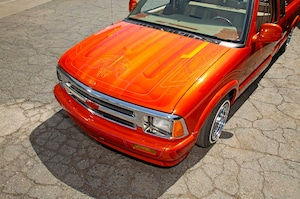 016 1996 chevy s10 front end - Lowrider
