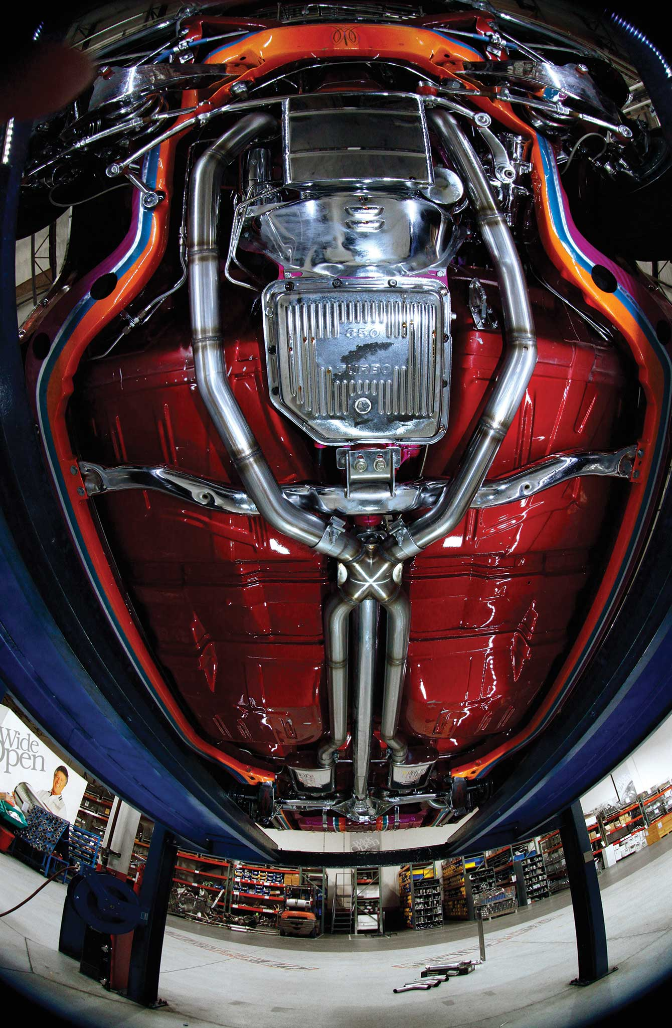 017 magnaflow exhaust install