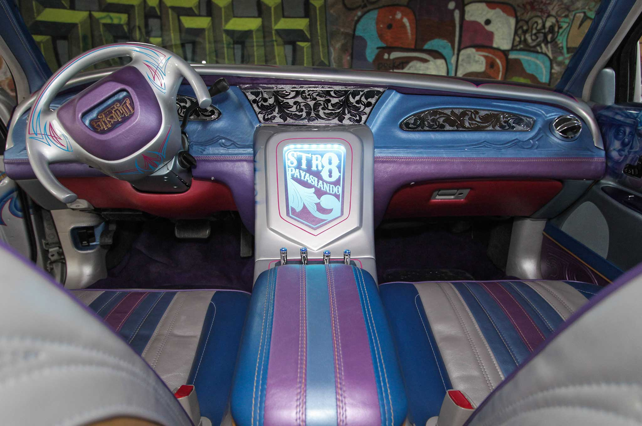 018 1999 Lincoln Town Car Interior Lowrider