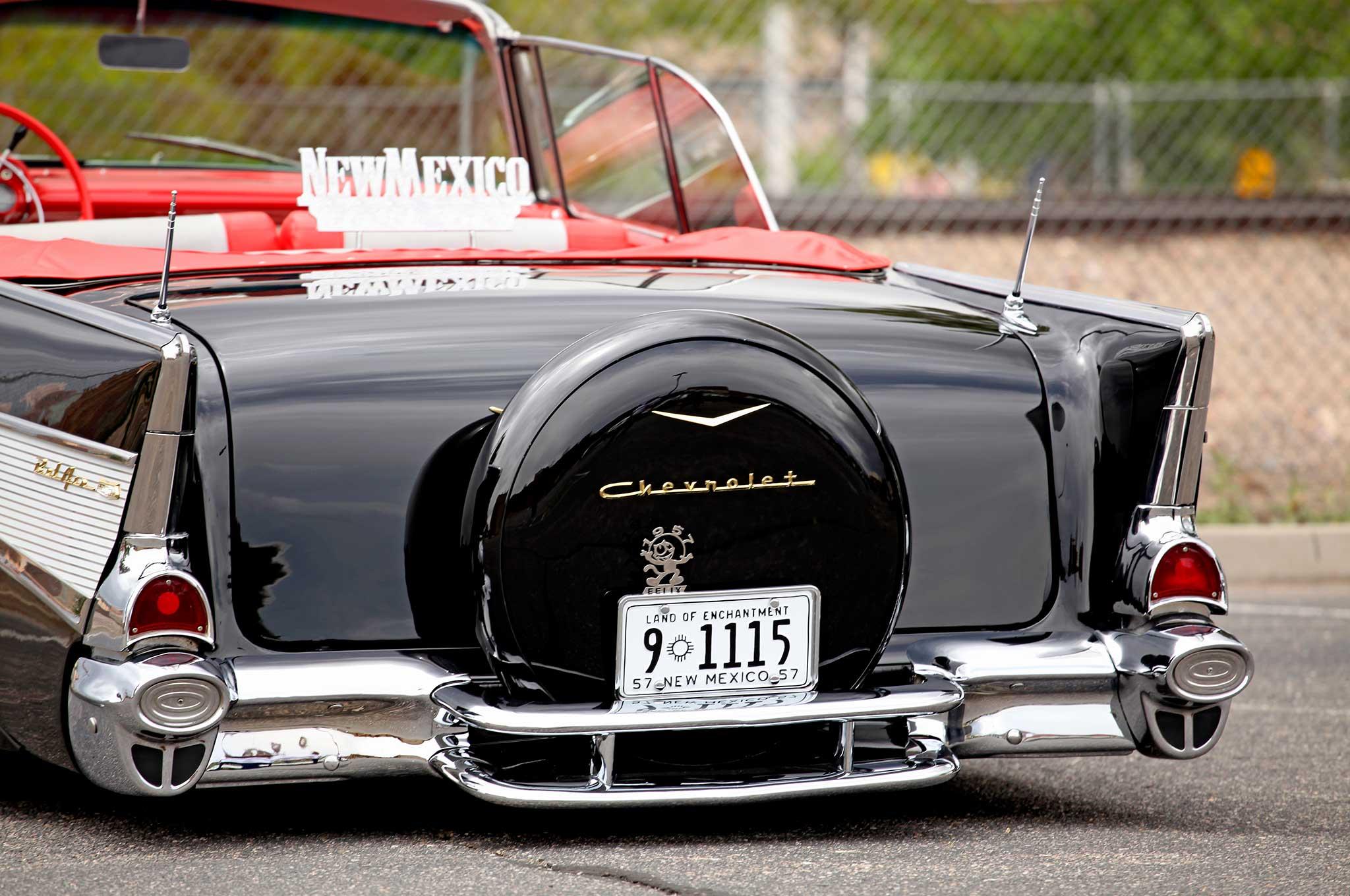 1957 Chevy Bel Air Convertible - Dream Catcher - Lowrider