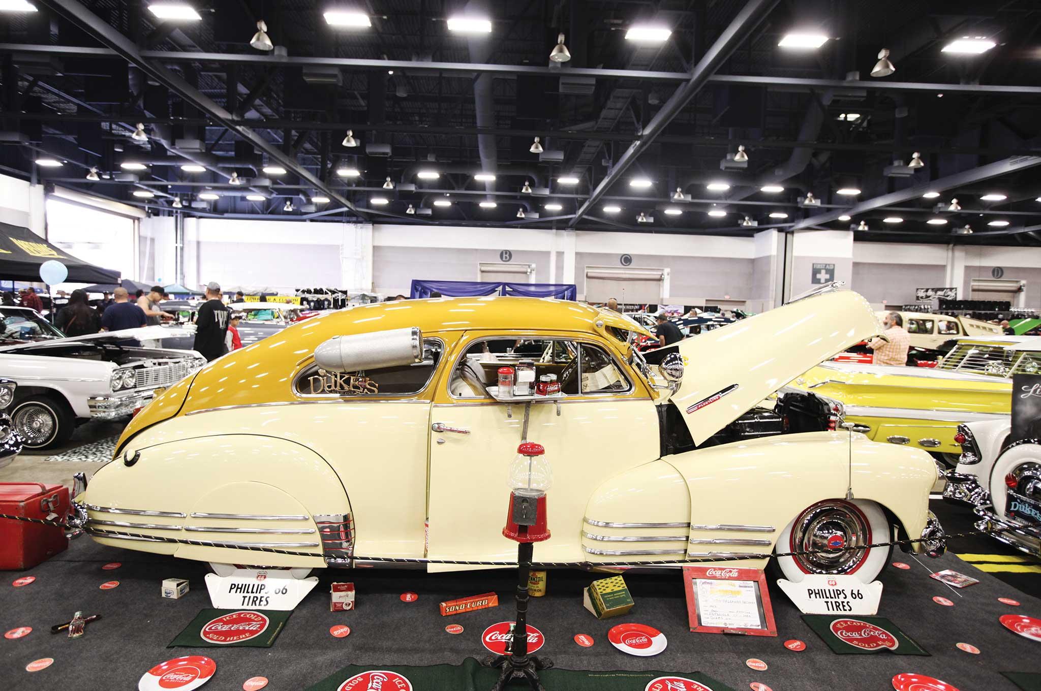 Albuquerque Car Show And Concert Chevy Fleetline Lowrider - Phillips chevy car show