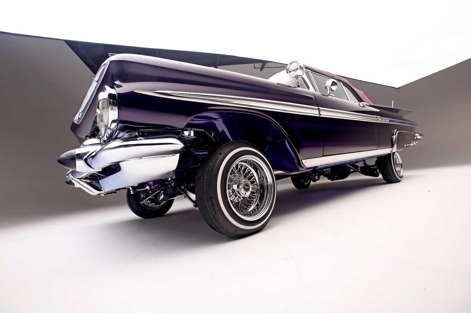 025 1959 chevrolet impala convertible zenith wheel