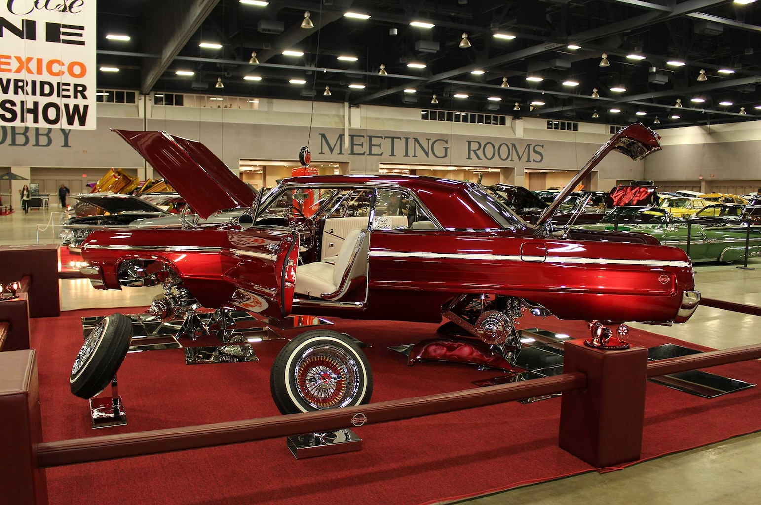 030 2015 albuquerque car show and concert chevrolet impala