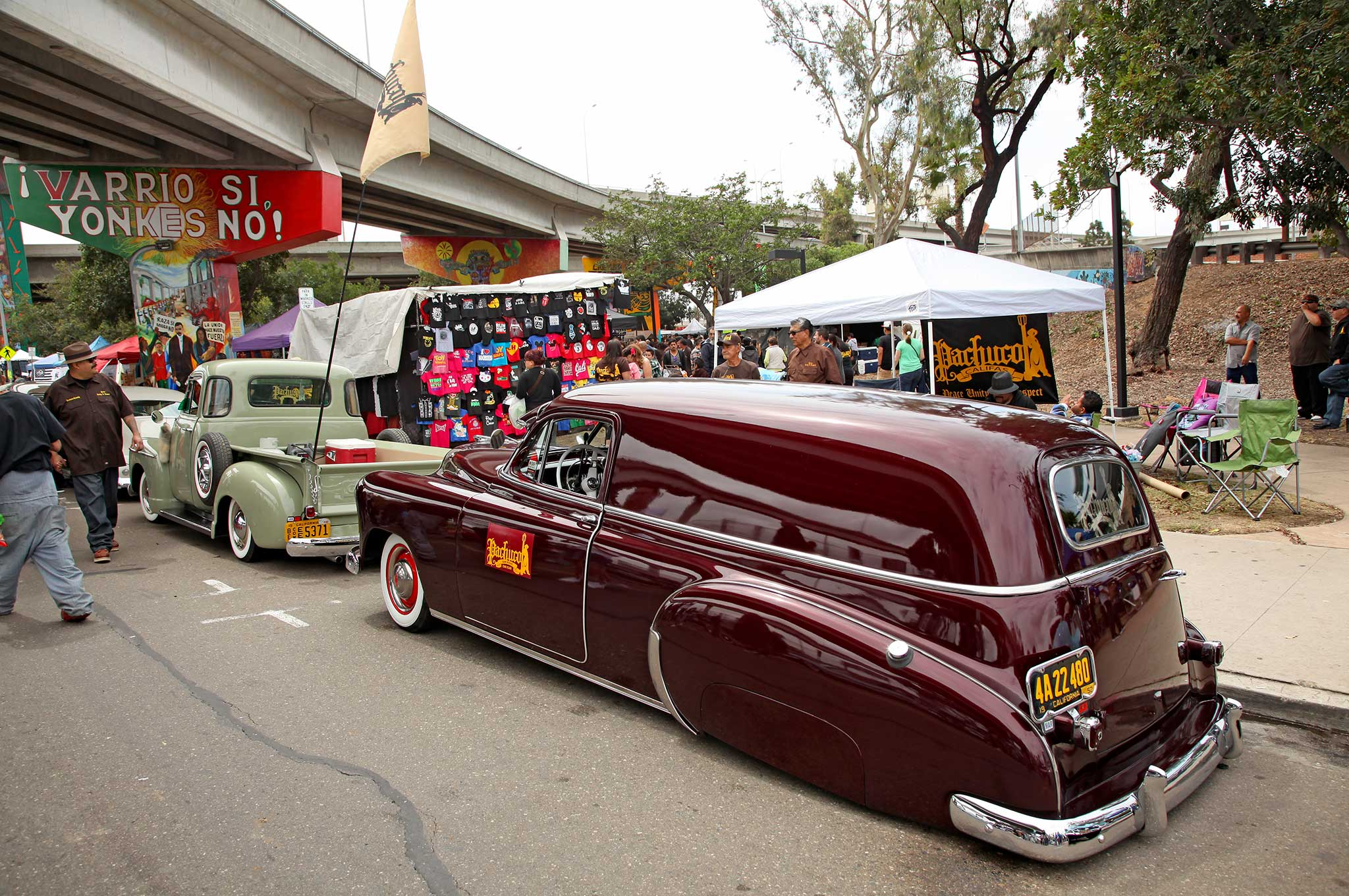 Th Chicano Park Day Lowrider - San diego car show 2018
