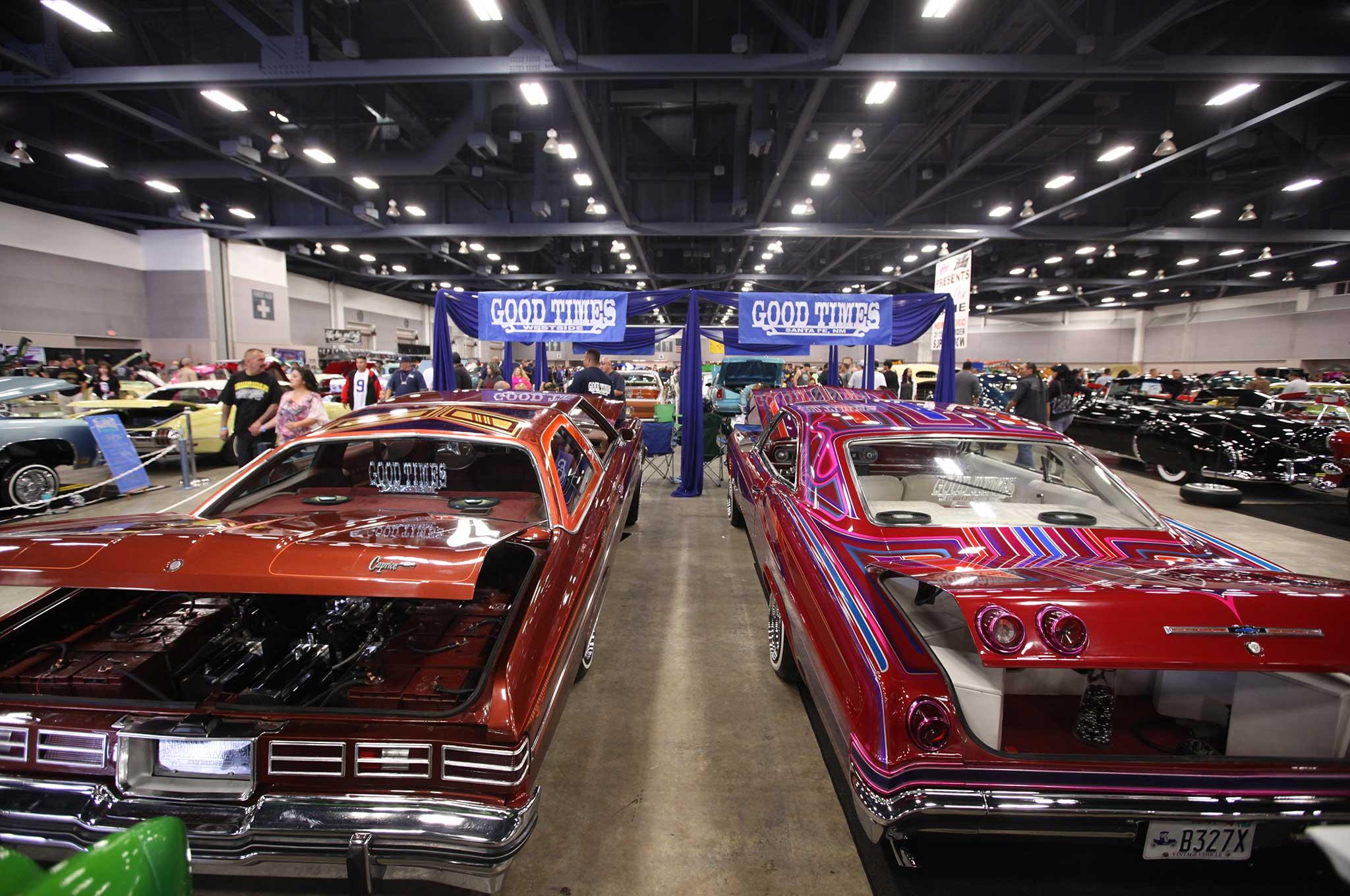 Albuquerque Car Show And Concert Impala Caprice Lowrider - Car show albuquerque