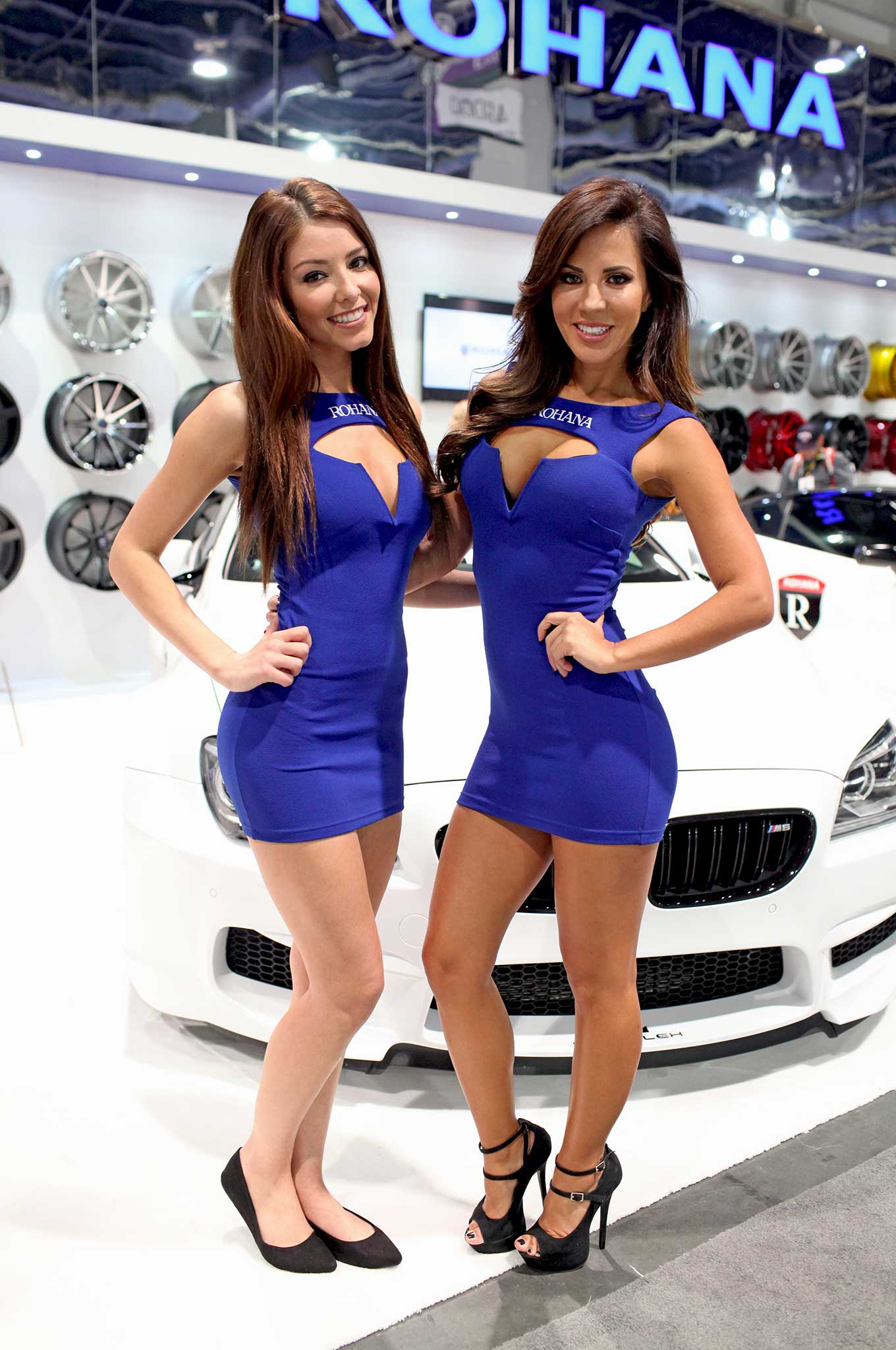 2015 sema girls magda angel christina brooklyn 001