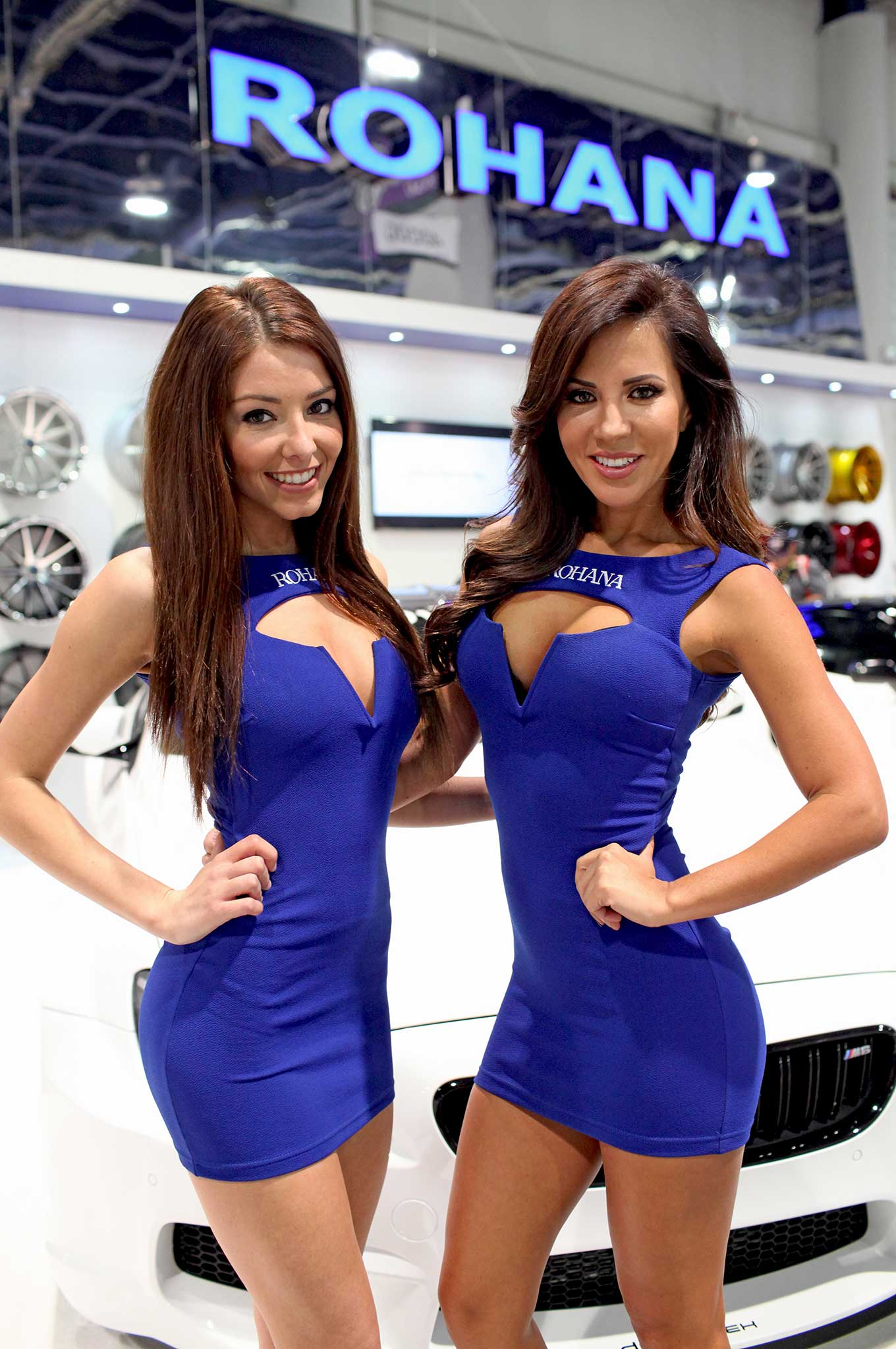2015 sema girls magda angel christina brooklyn 002