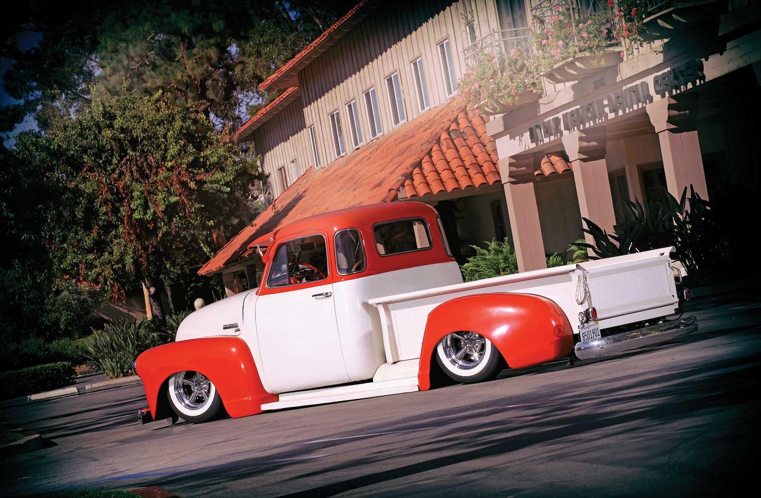 LSX 5.3 in a '51 truck.