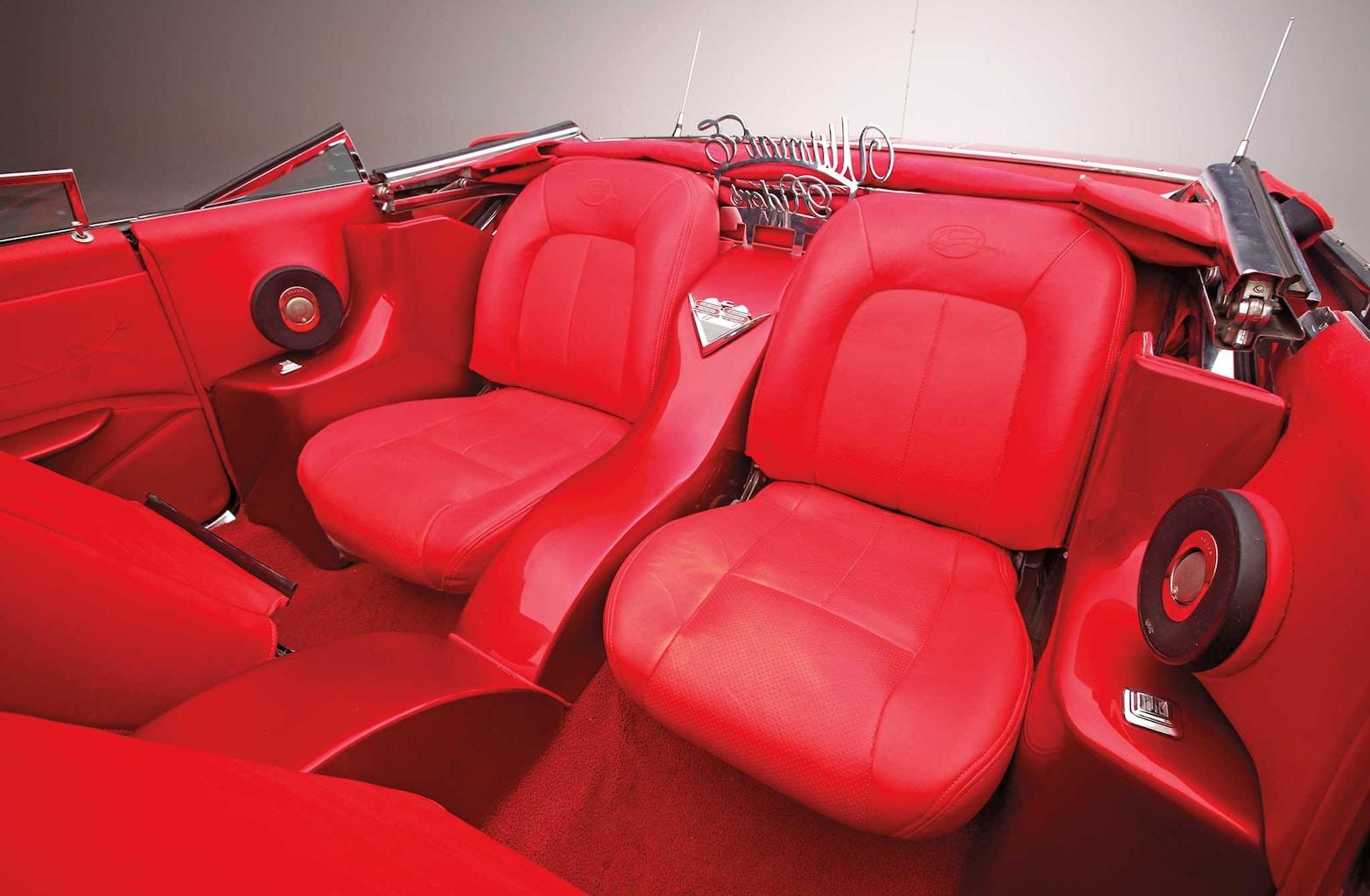 004 1961 chevrolet impala convertible lexus seats