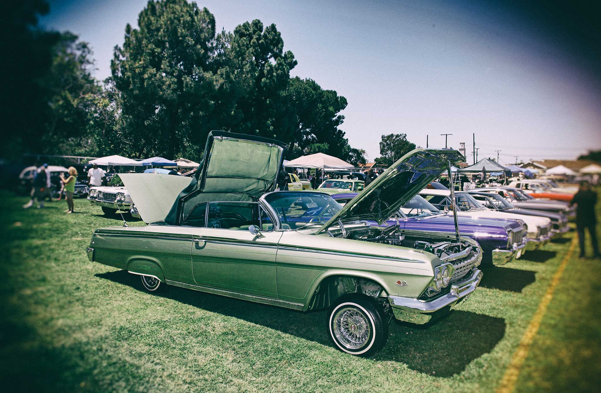 006 13th annual imperials car show and concert impala