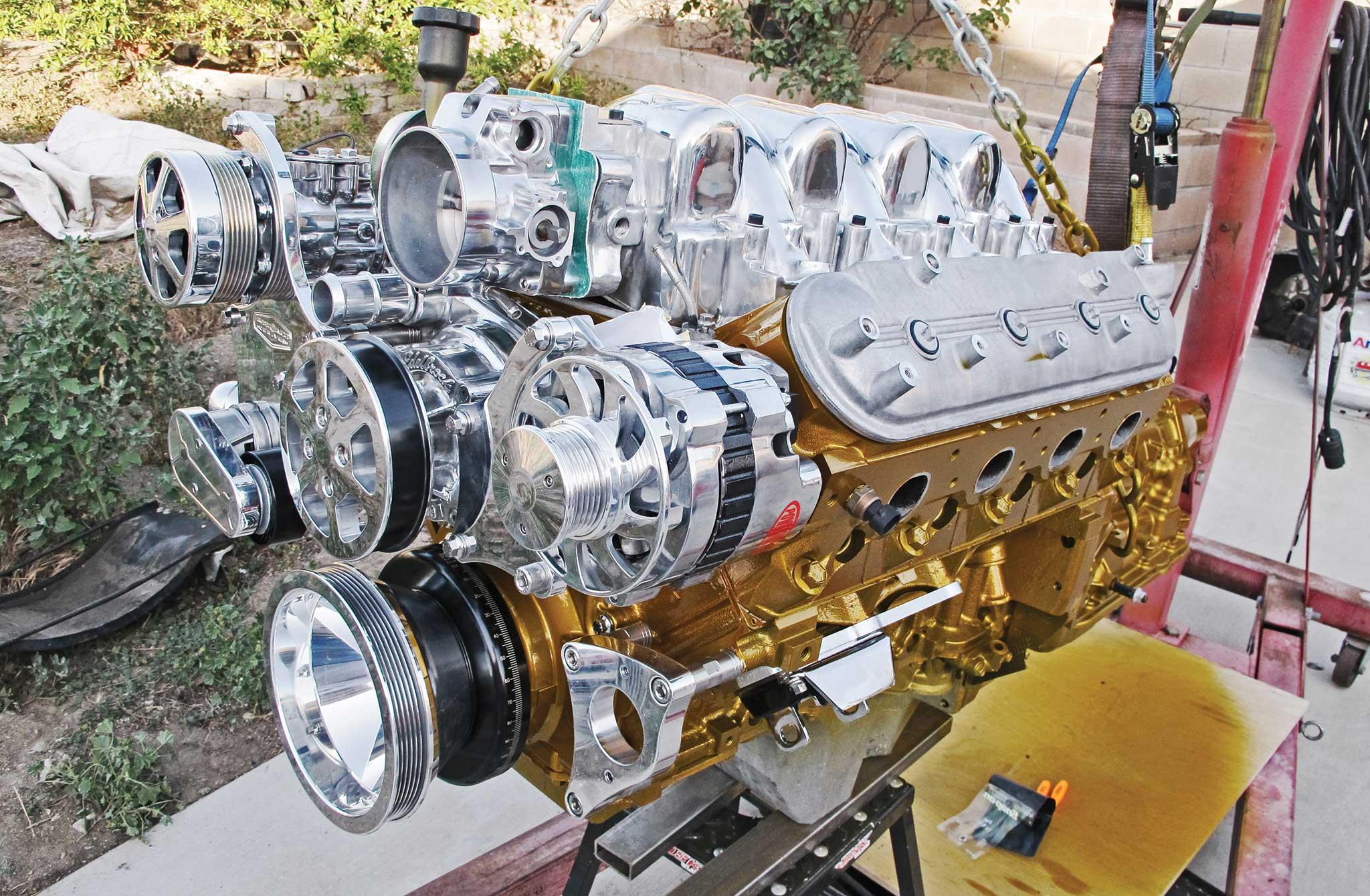 building ls engines