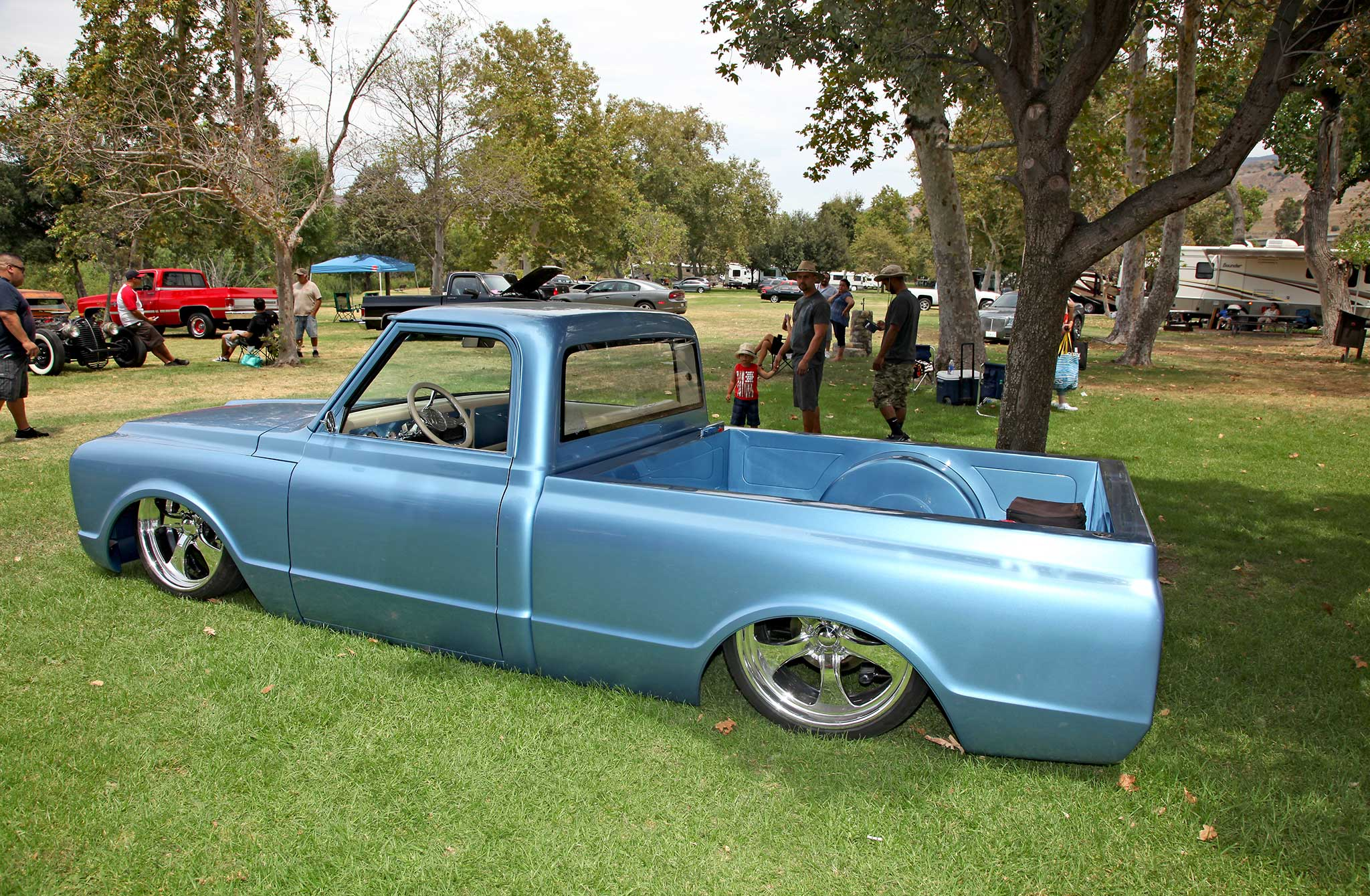 015 2015 brothers truck show and shine slammed truck