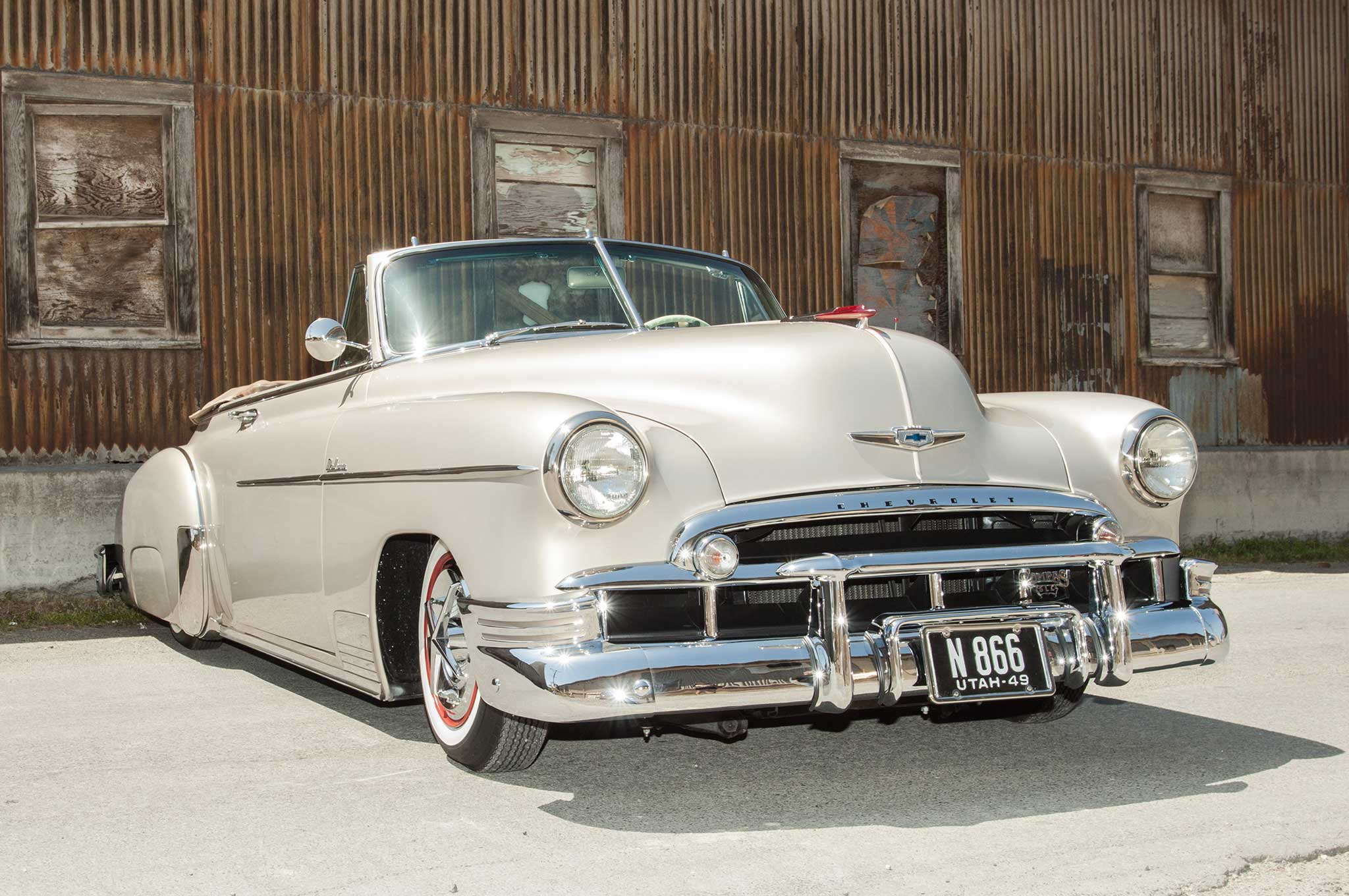 1949 Chevrolet Convertible - Post WWII Era Style - Lowrider
