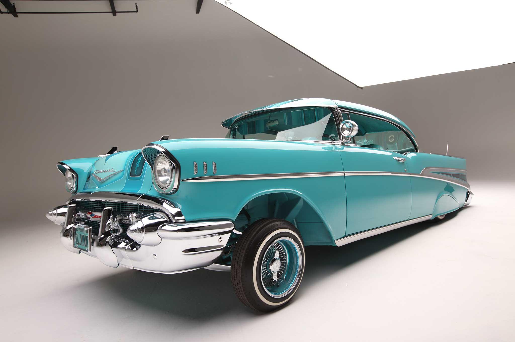 1957 Chevrolet Bel Air - Modern-Day Monarch - Lowrider