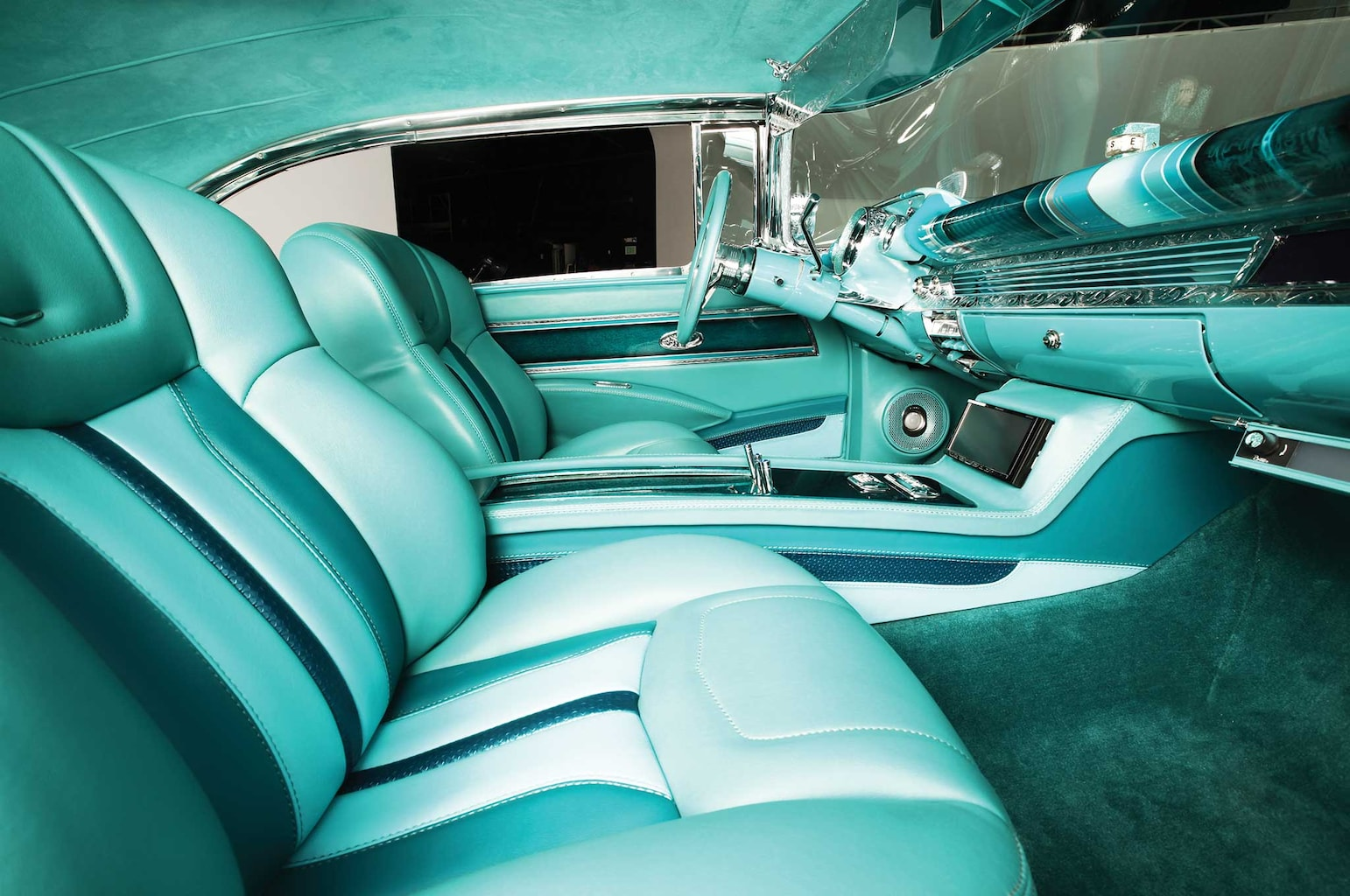 1957 chevrolet bel air lexus seats 005