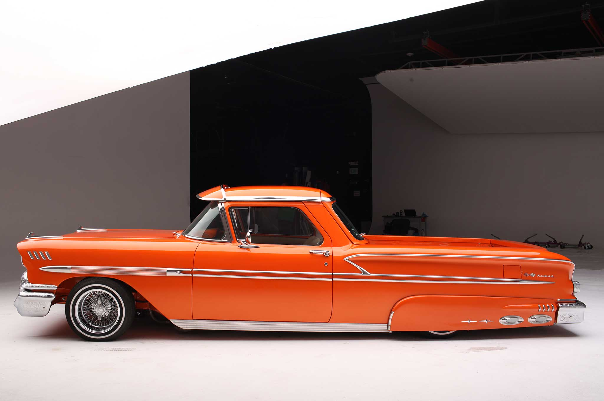 Chevy Bel Air together with Chevrolet Nomad Headlight additionally Chevrolet Corvette furthermore Chevrolet Nomad Rear Window furthermore Front Web. on 2015 chevy nomad